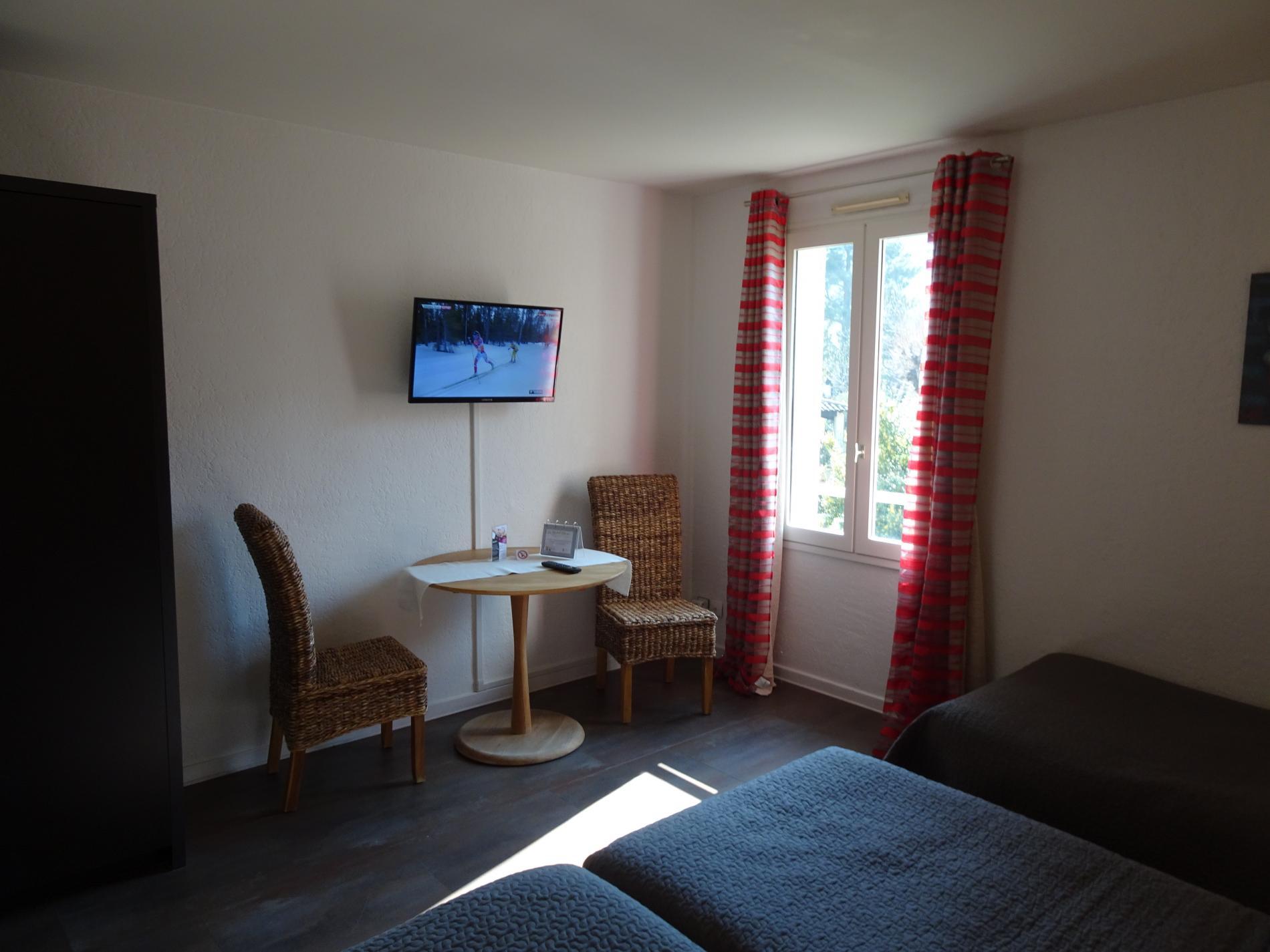 Studio trois lits simple avec kitchenette