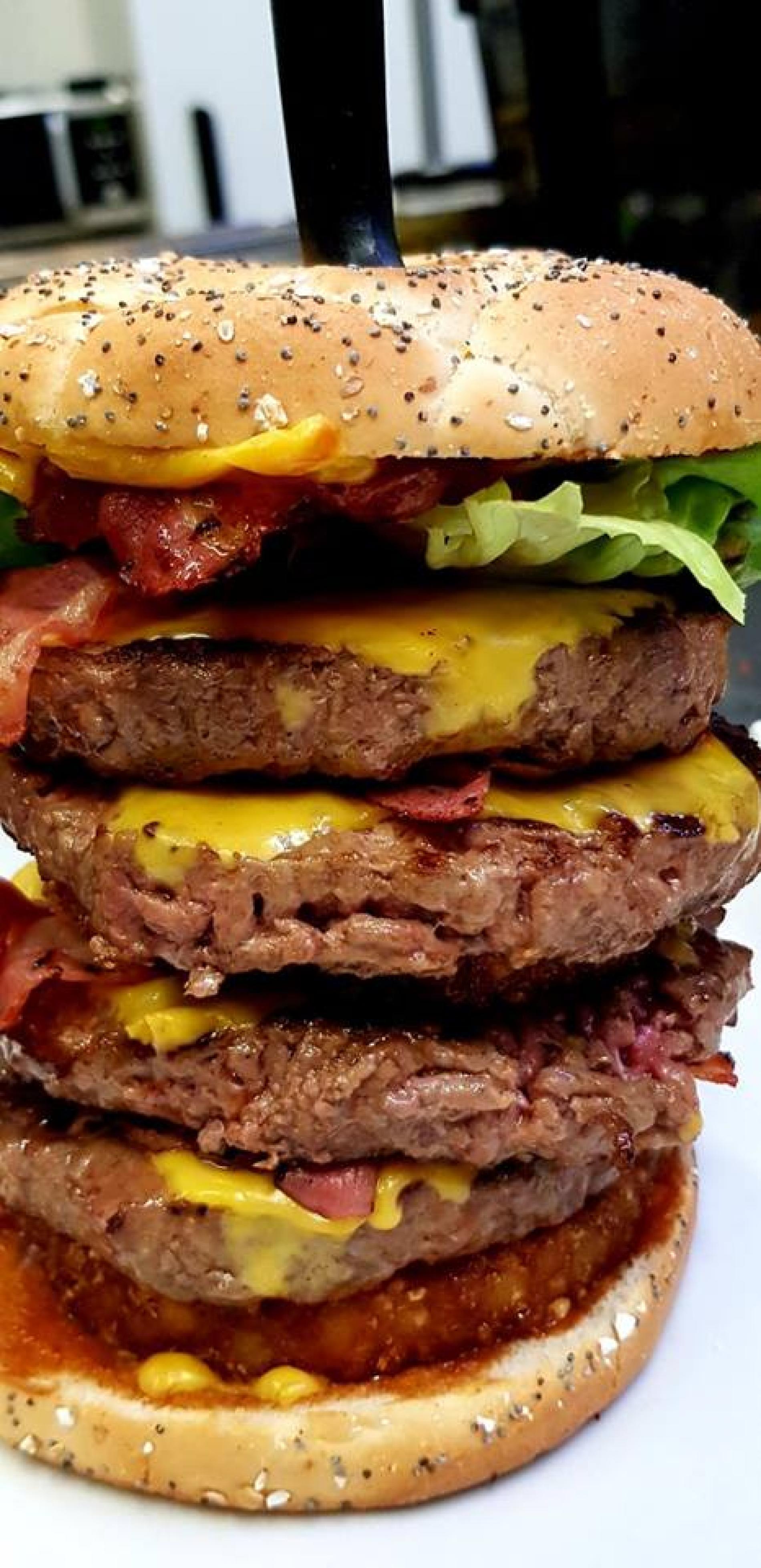 Le super burger
