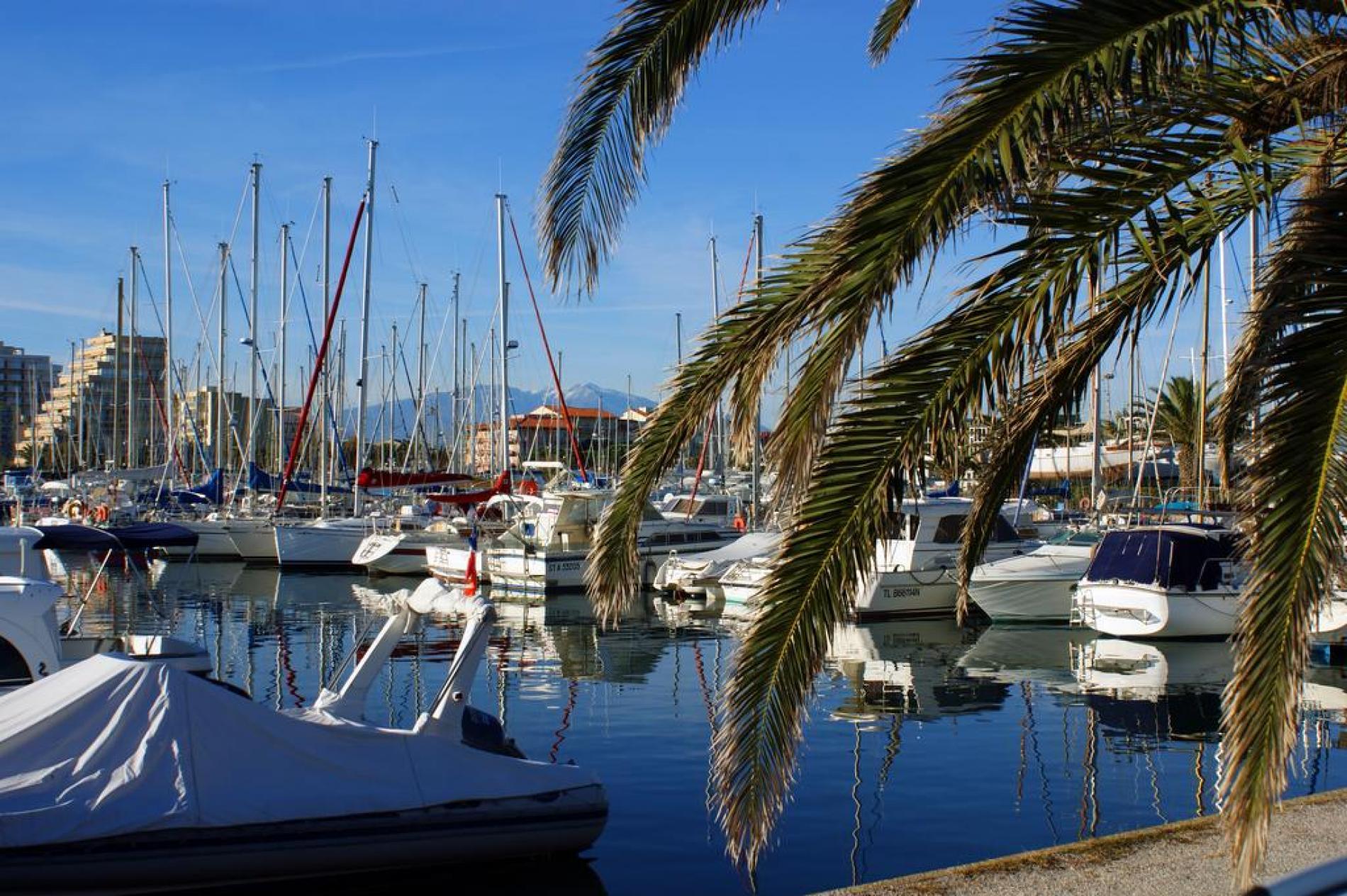 Hotel à 100 mètres de la plage de Canet-en-Roussillon
