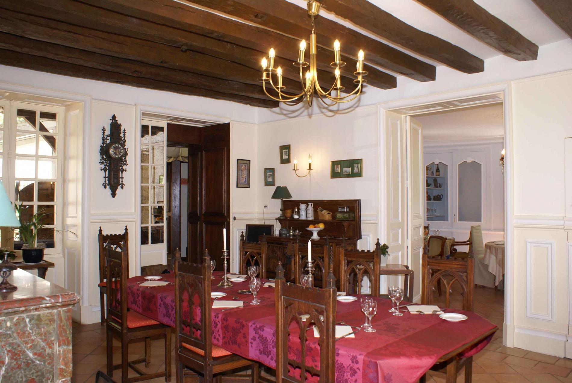Restaurant sur Réservation