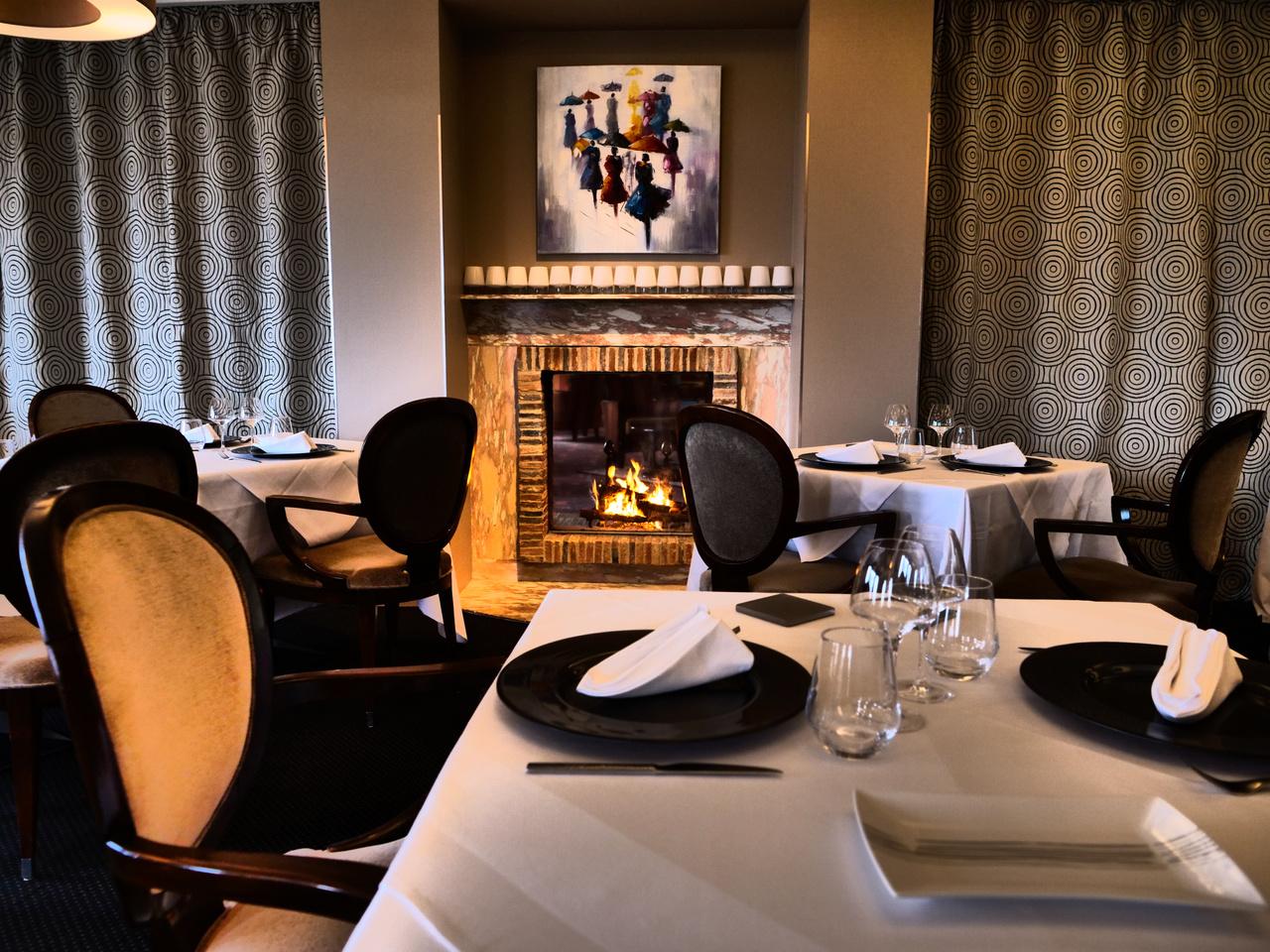 Le restaurant du Domaine de Villers