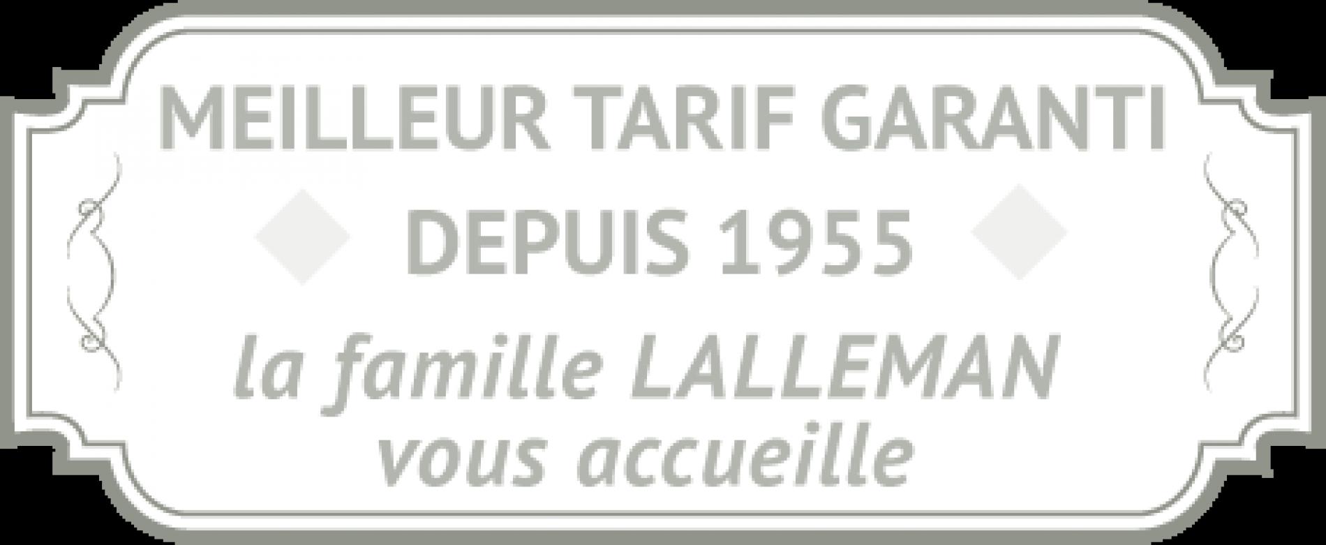 logo la famille Lalleman