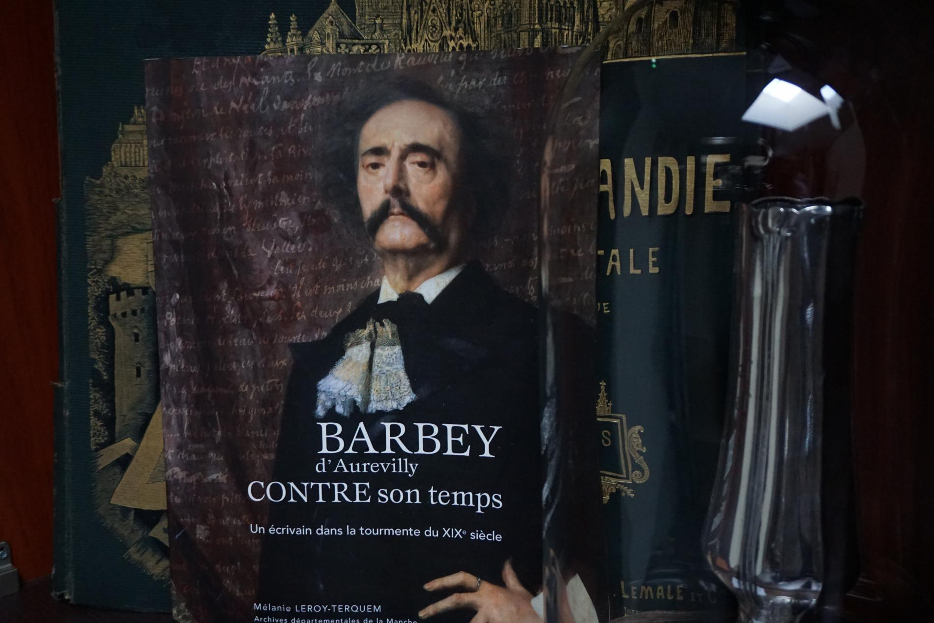 Jules BARBEY d'Aurevilly au Royal Hôtel Caen Centre
