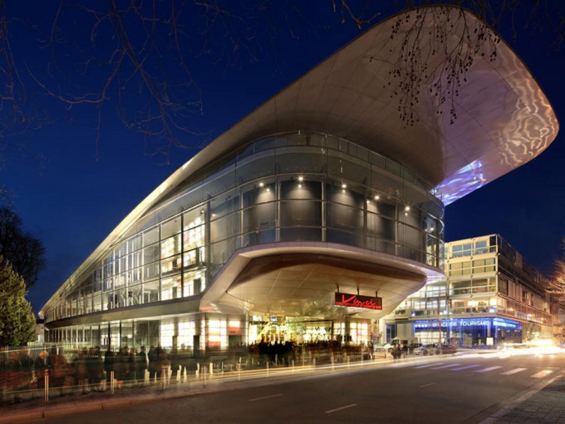 Centre des Congrès Vinci