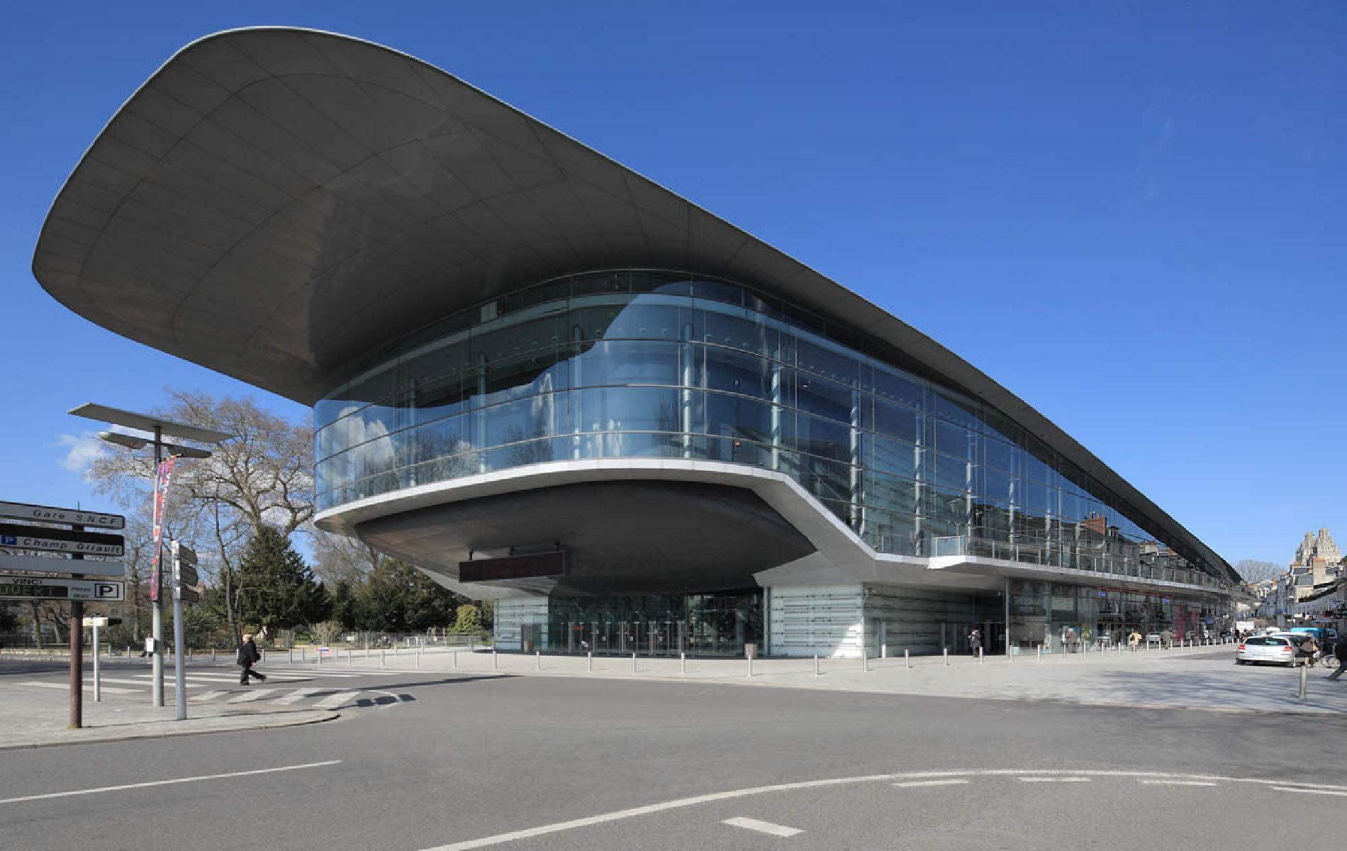 Vinci Congress center