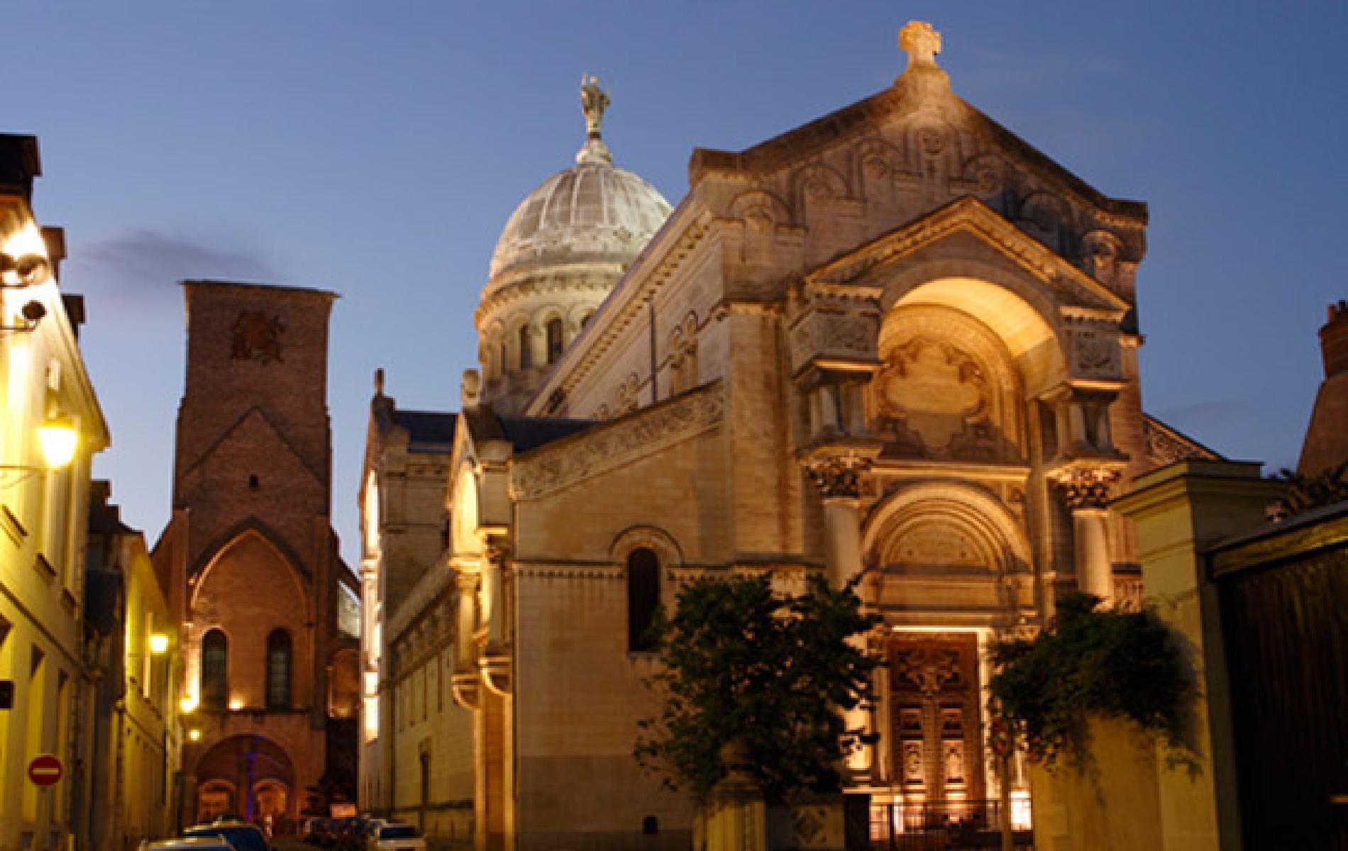 Basilica Saint Martin de Tours