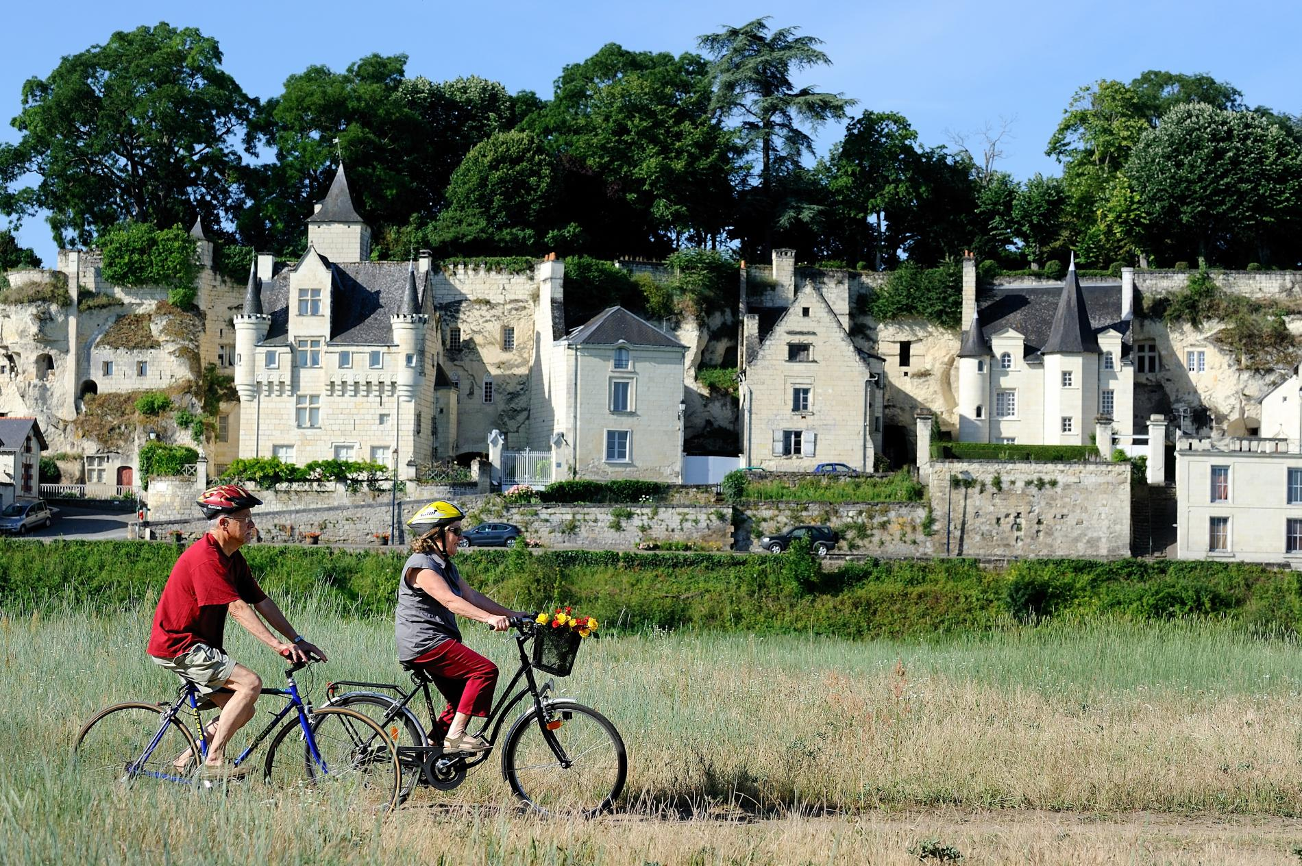 THE LOIRE BY BIKE
