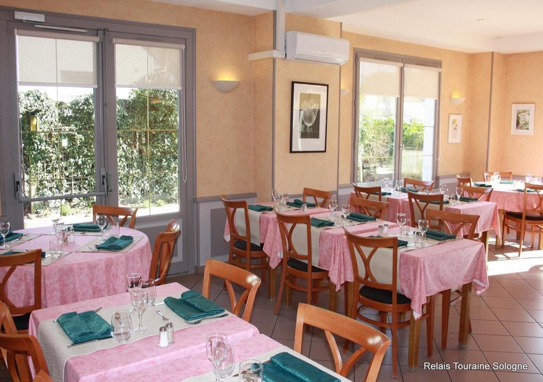 Hôtel Le Relais Touraine Sologne