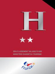 Hôtel 2 étoiles