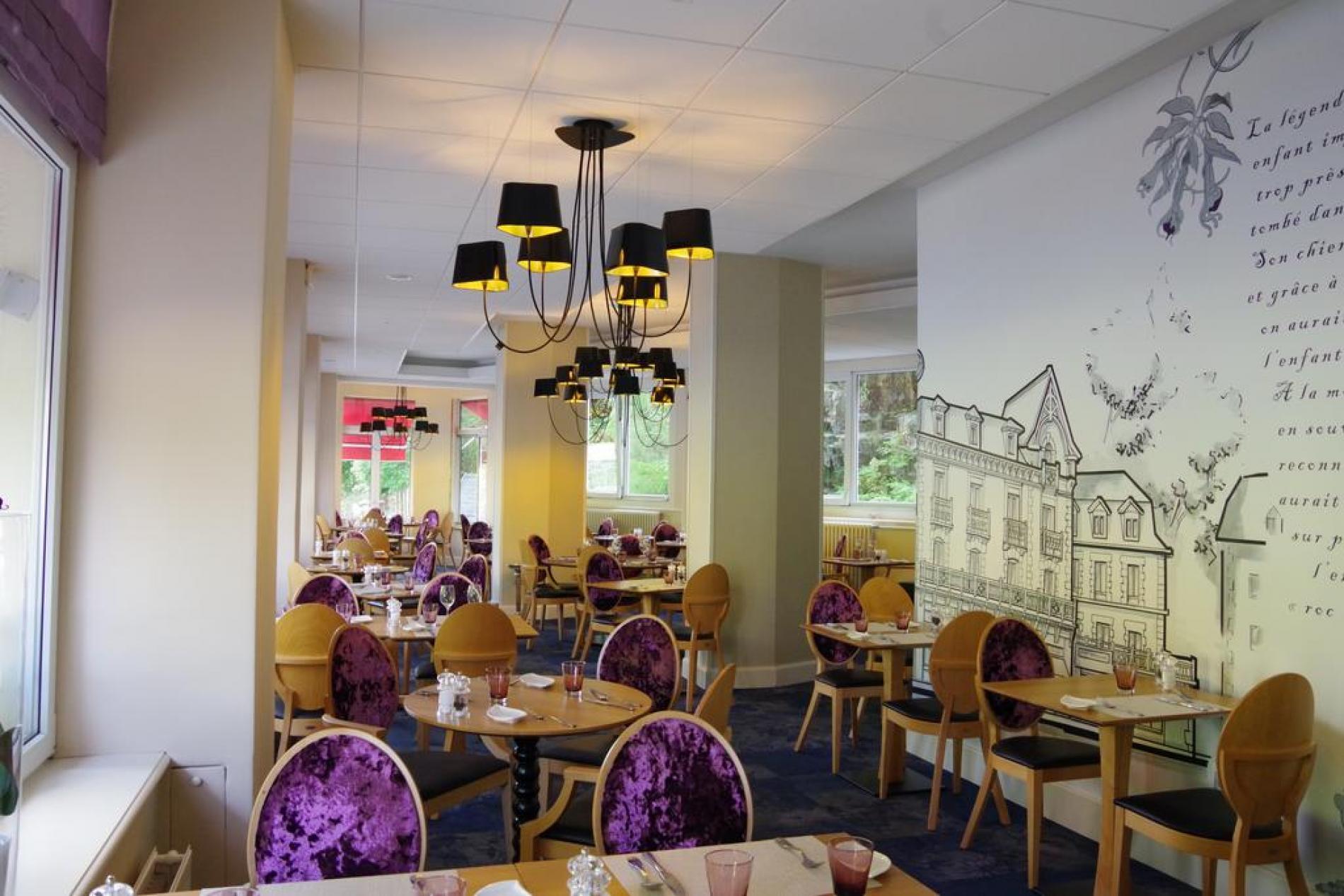 Restaurant la Belle Epoque à Bagnoles de l'Orne