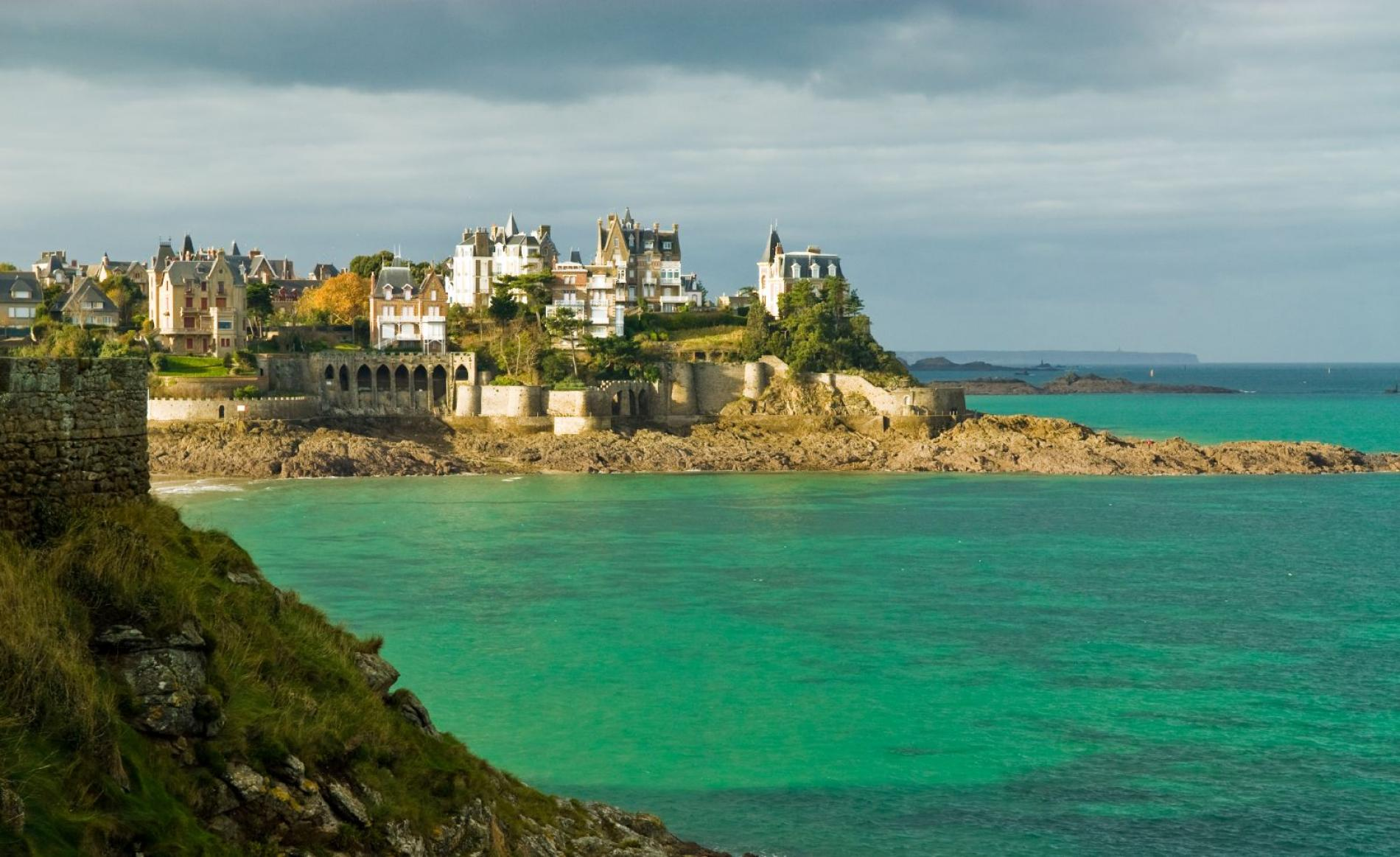 Dinard, prestigious seaside resort
