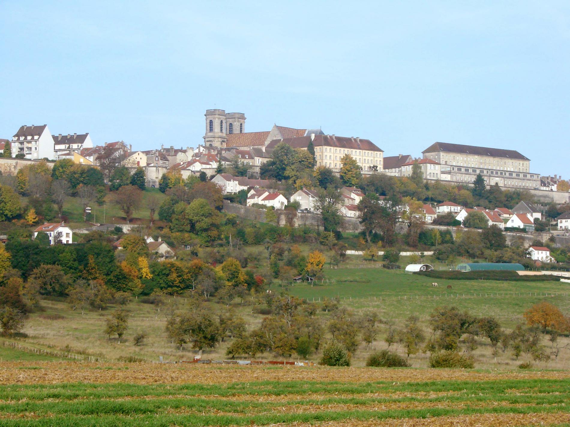 LANGRES, Plus Beaux Détours de France