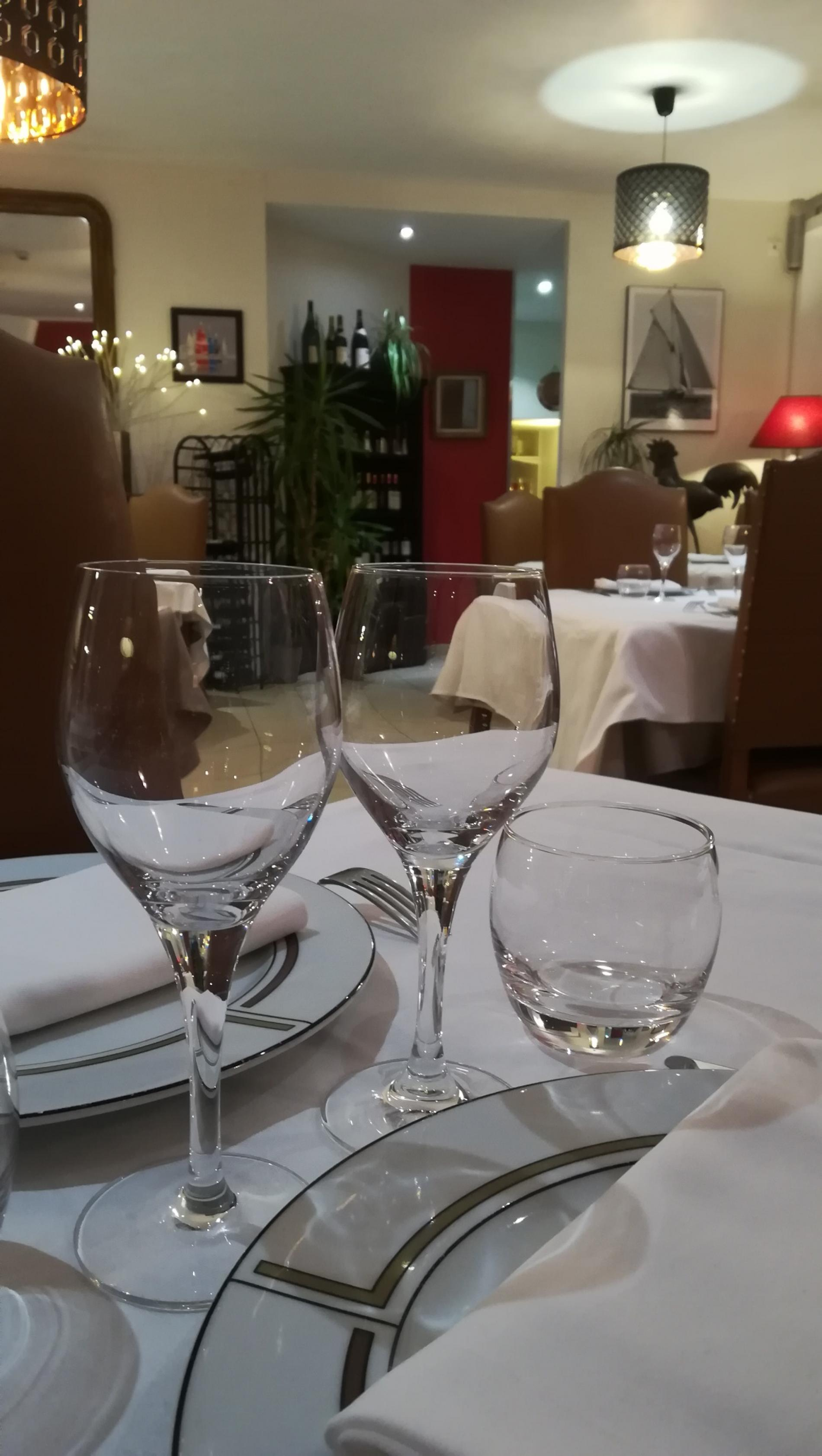 Restaurant Hotel de Bretagne Logis
