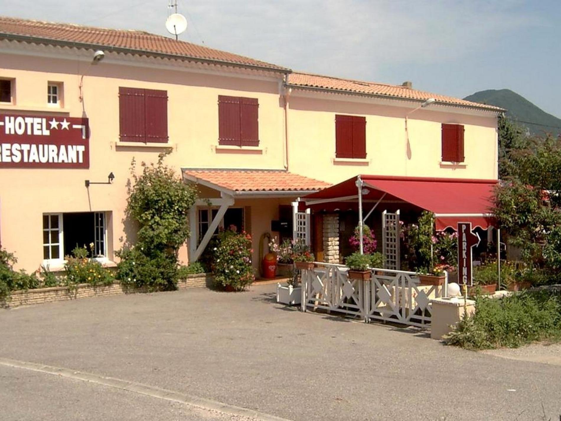 Hôtel Le Relais du Serre à Montjoux
