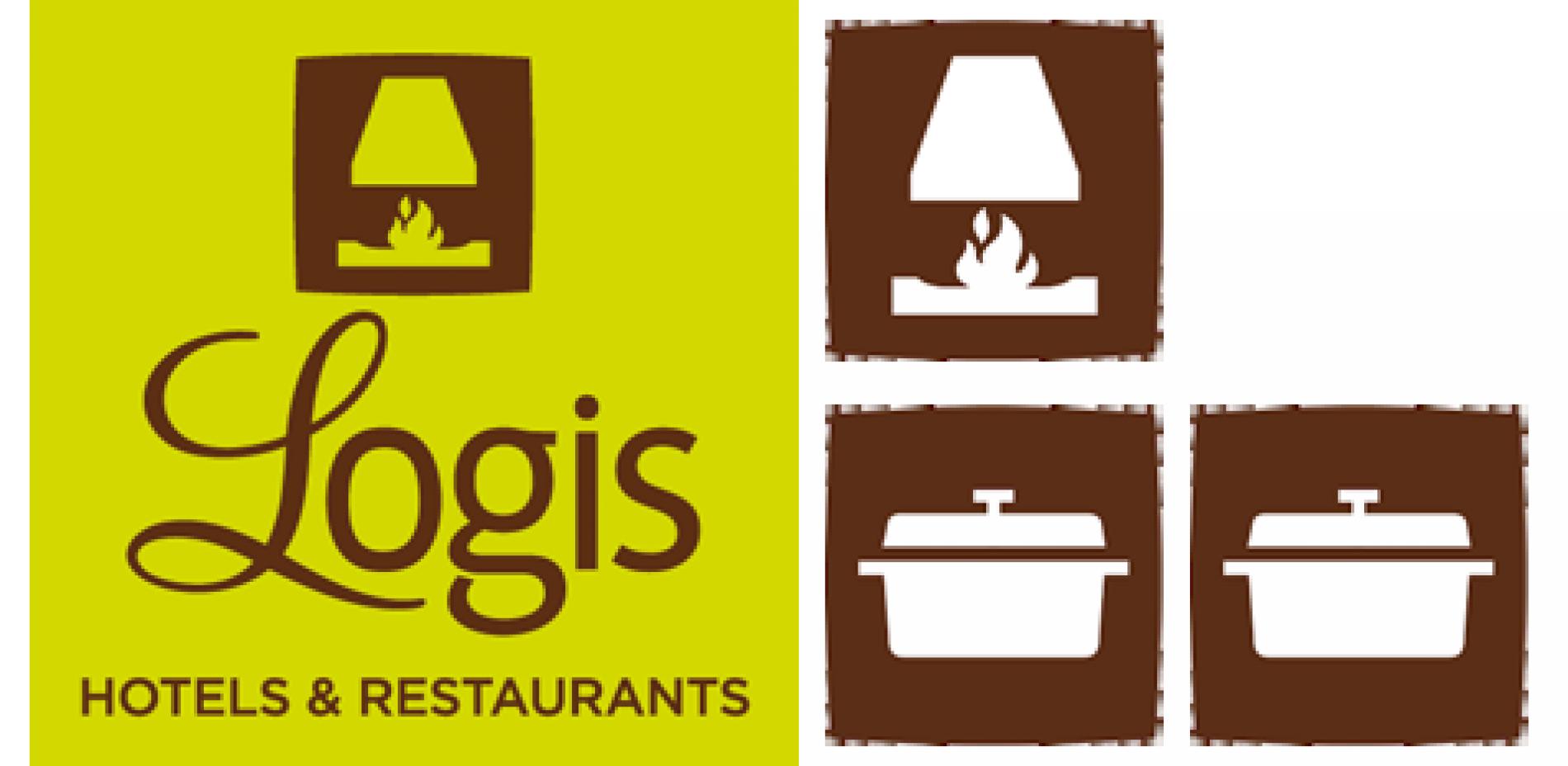 Logis Hotel 1 cheminée 2 cocottes