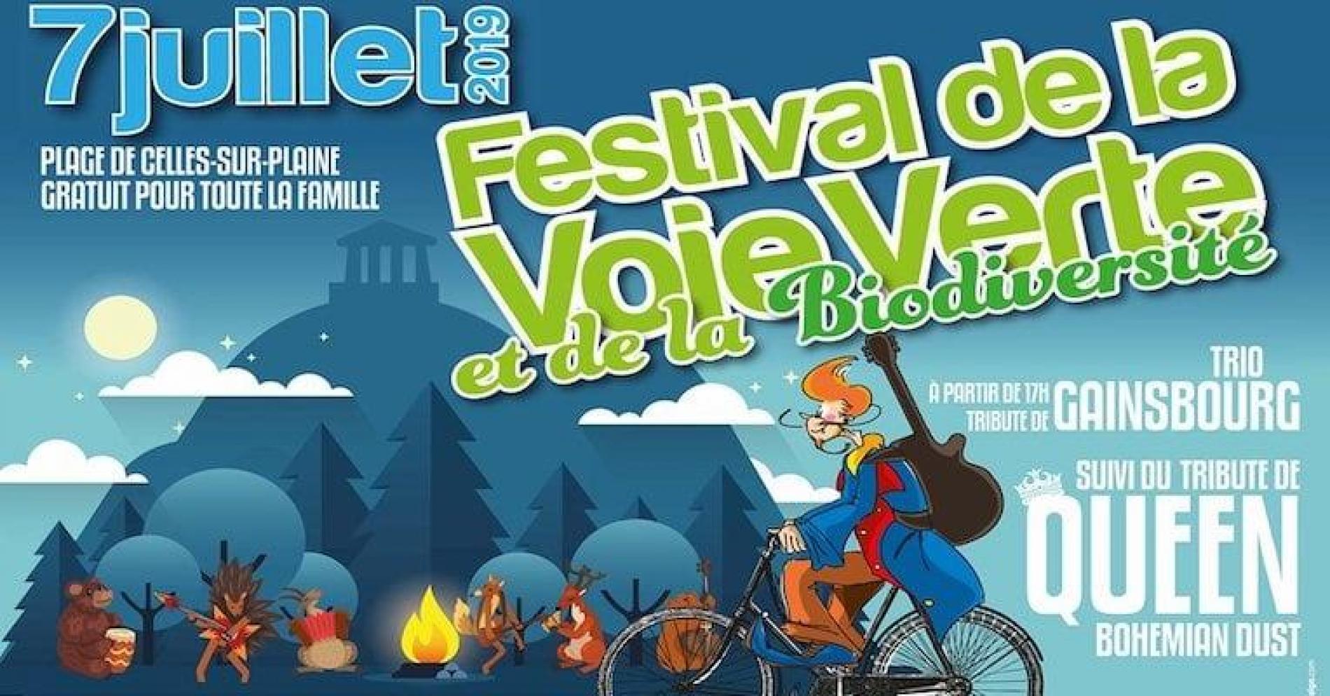 Festival 2019 voie verte