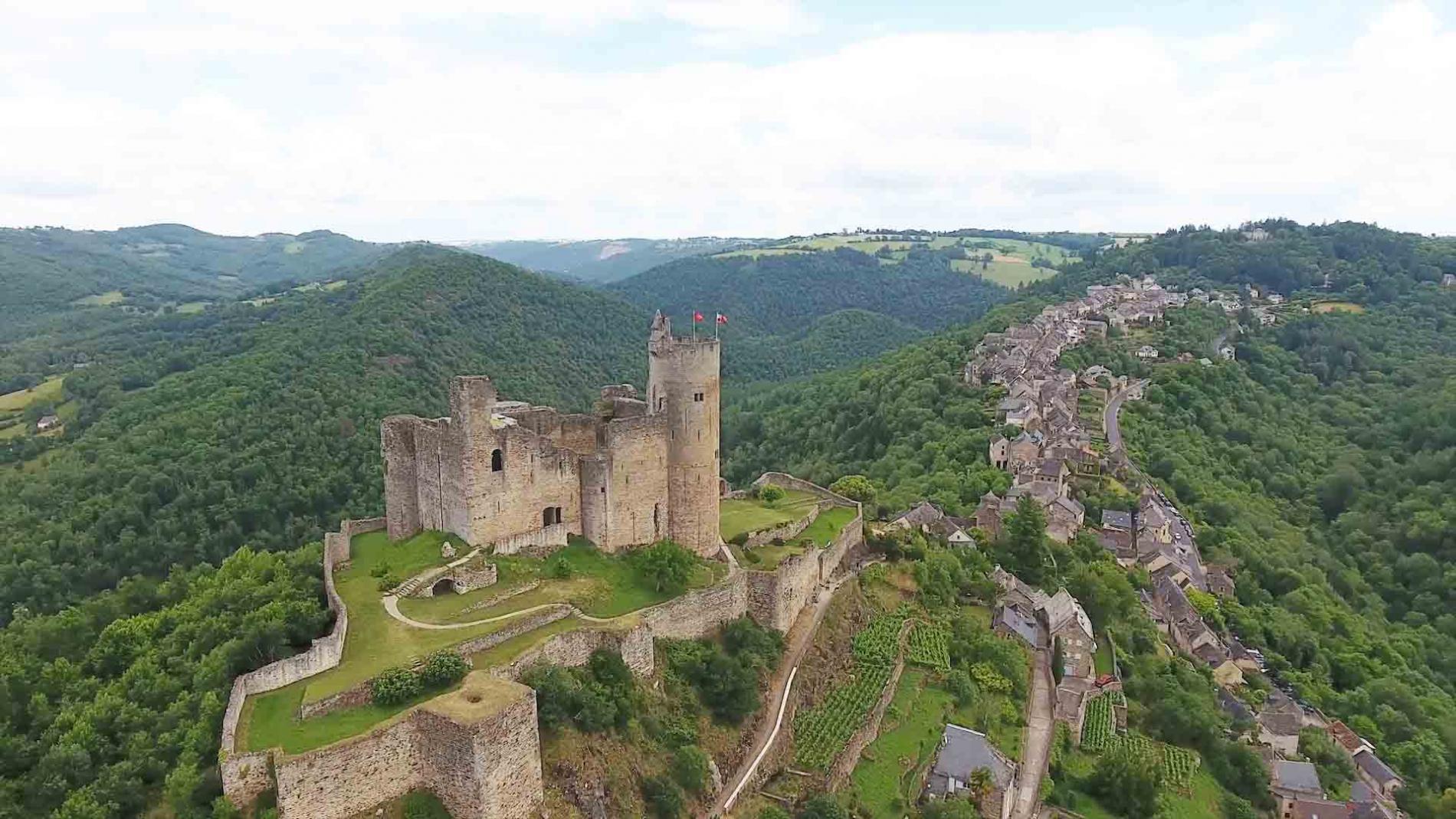 Le Fortresse de Najac