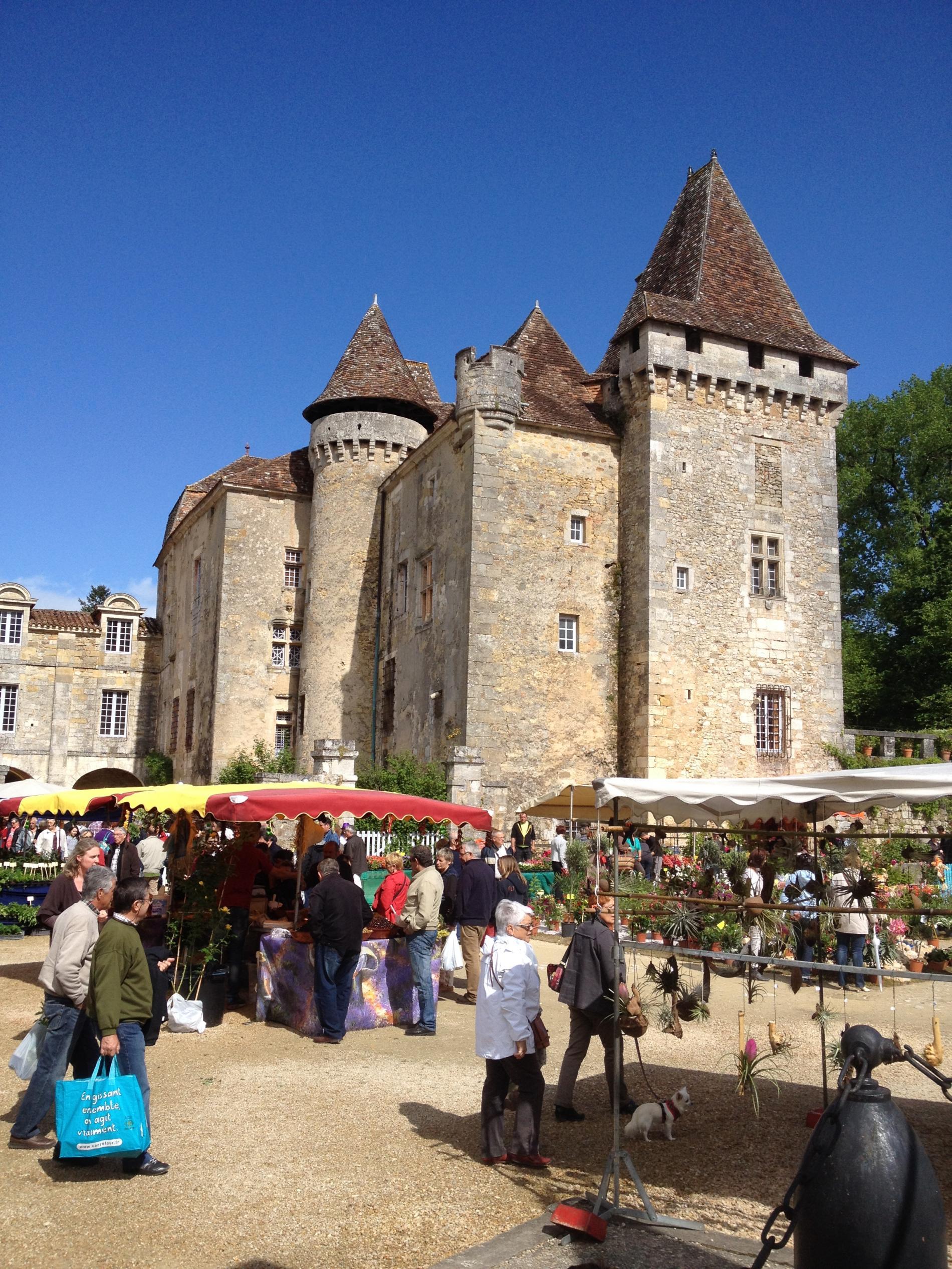 Marché à St Jean-de-Côle