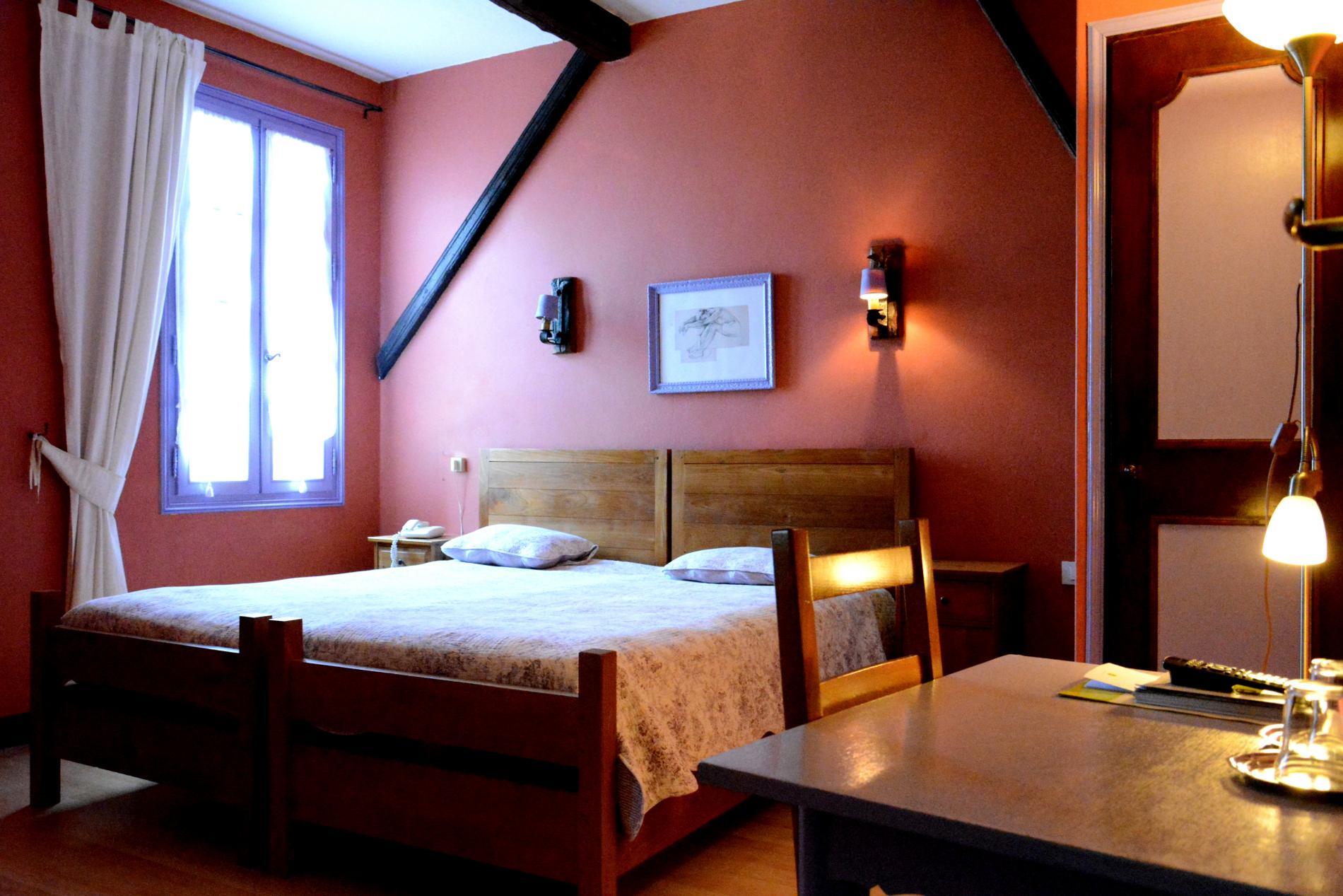 Mas de la Feniere Chambre double supérieure La Provençale