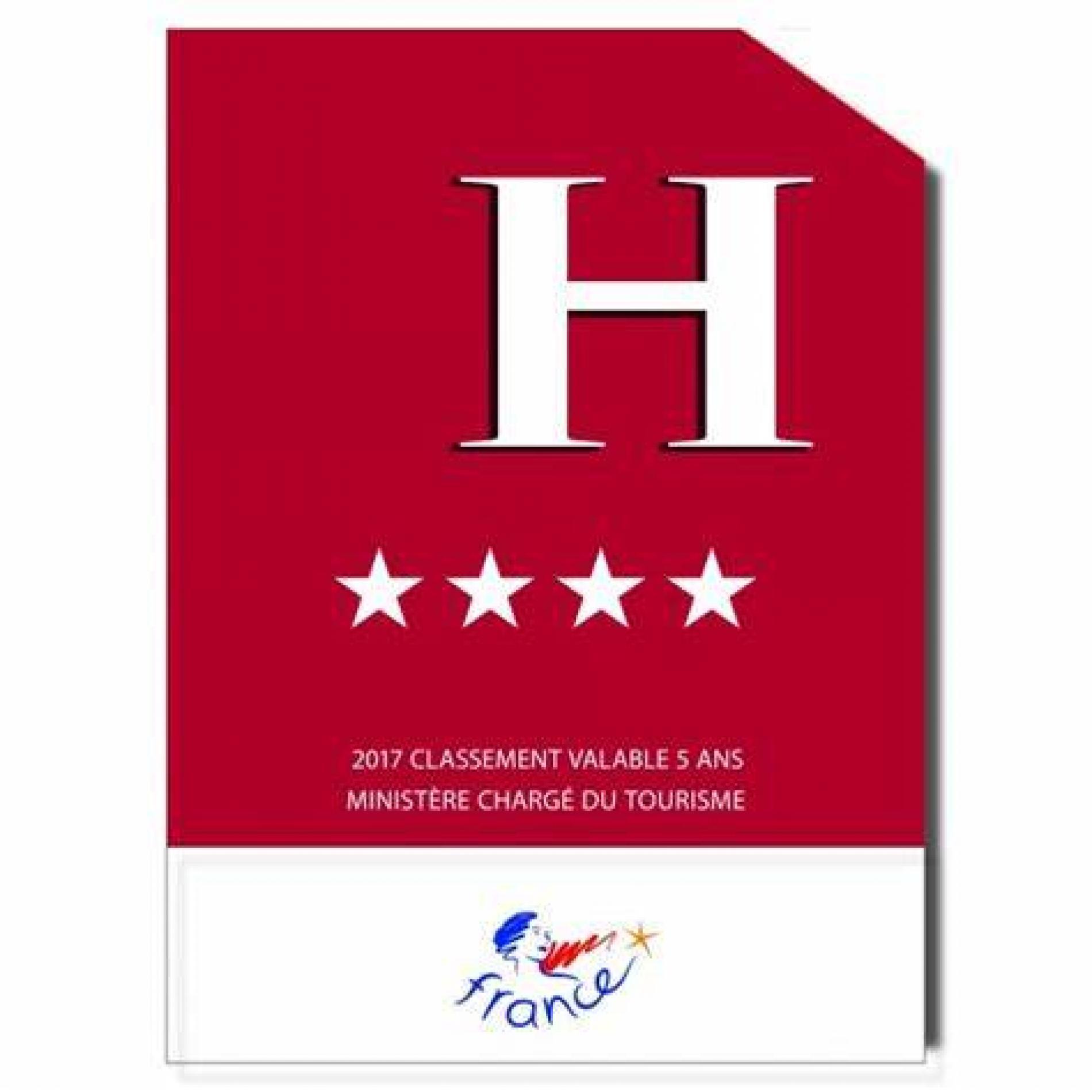 Hôtel à Arles Hôtel le Rodin 4 étoiles