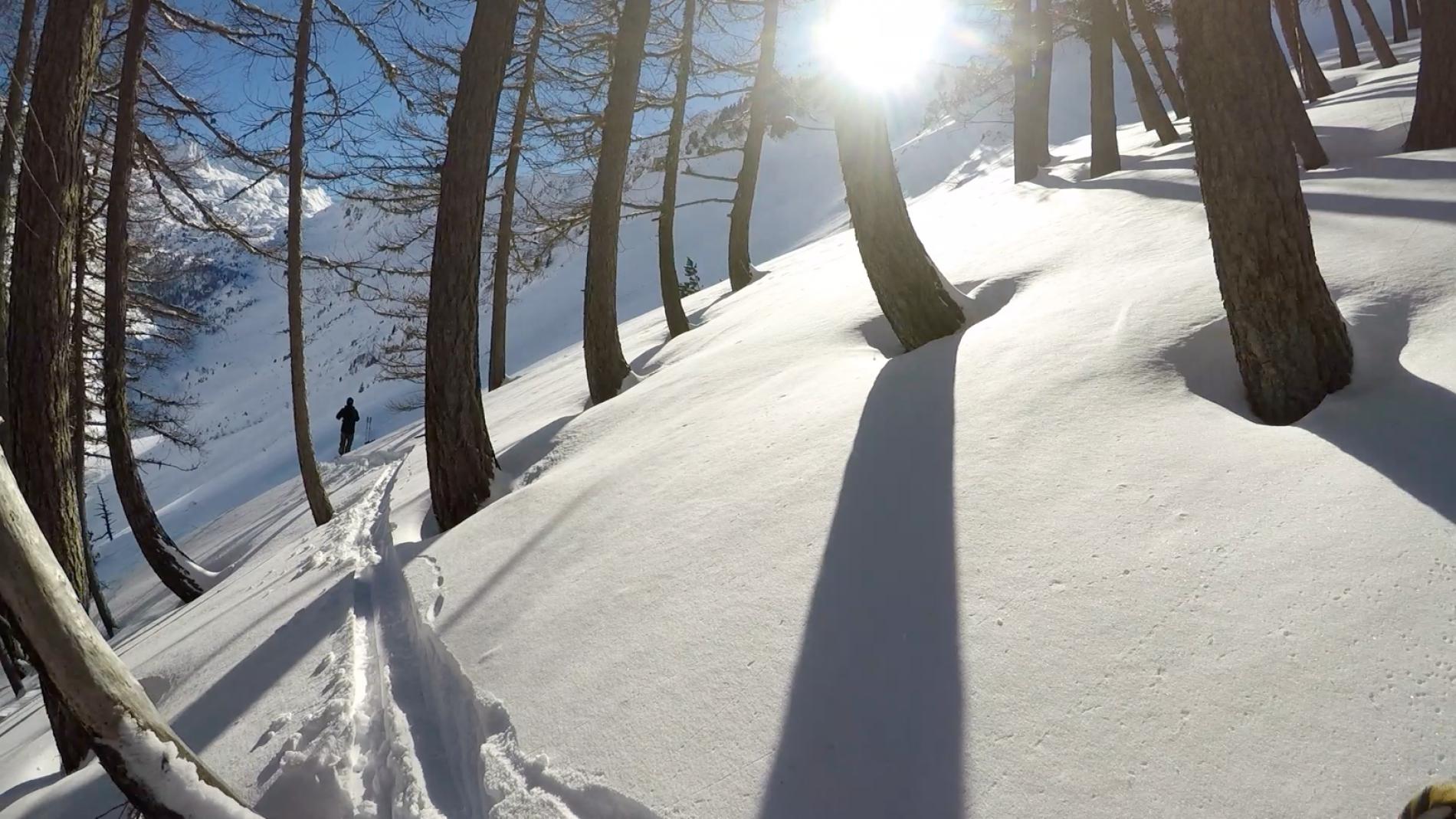 Ski Grand Tourmalet L'Ayré hiver
