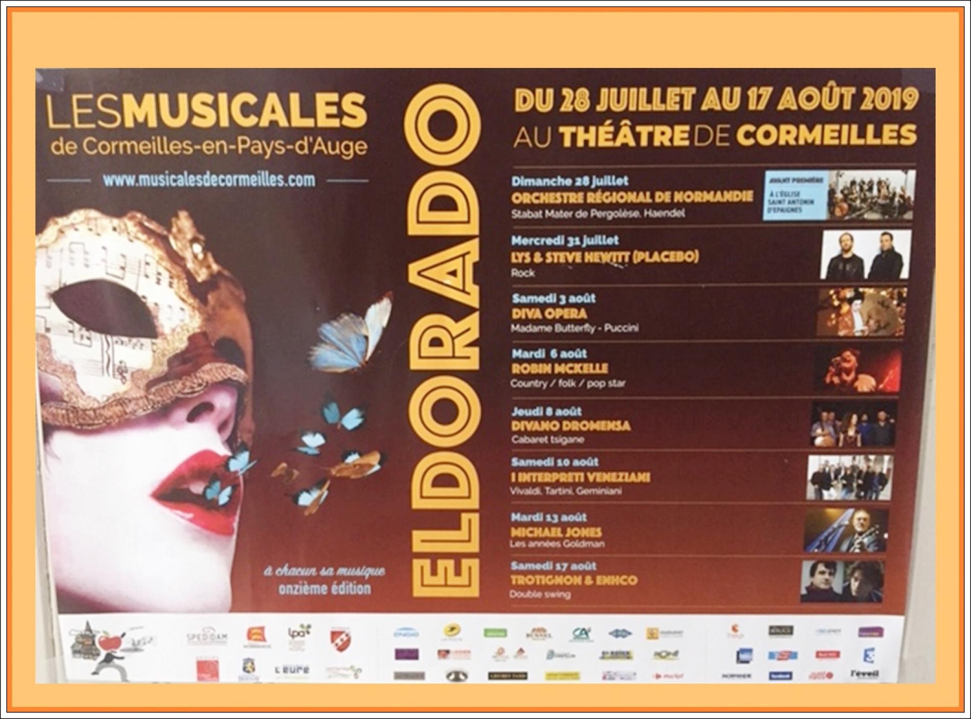 Idée  de   concert  à  Cormeilles