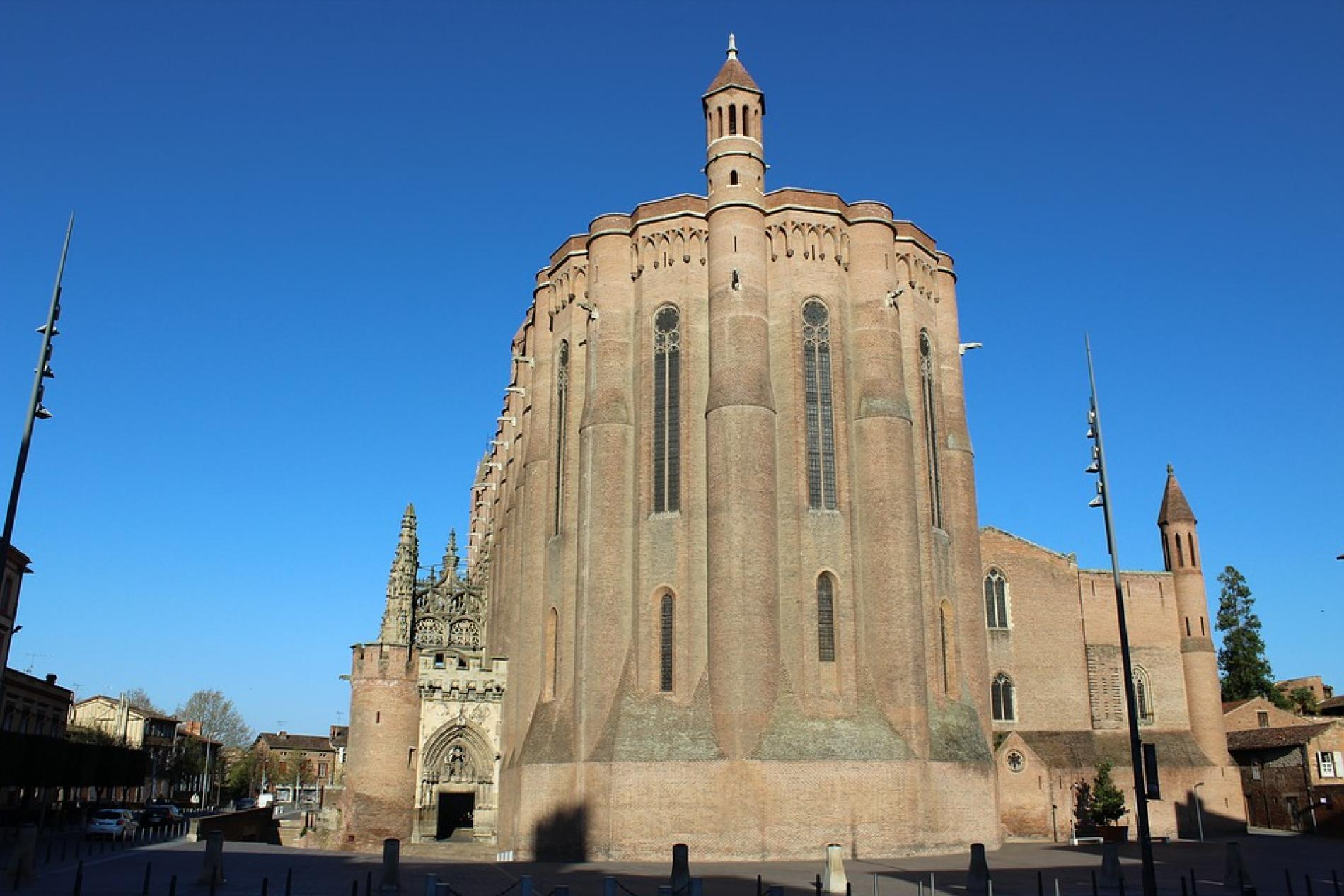 VISIT: Sainte-Cecile Cathedral of Albi