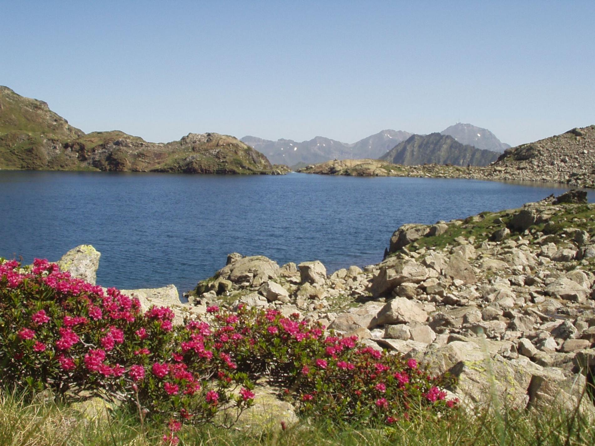 Lac du Neouvielle Pyrénées