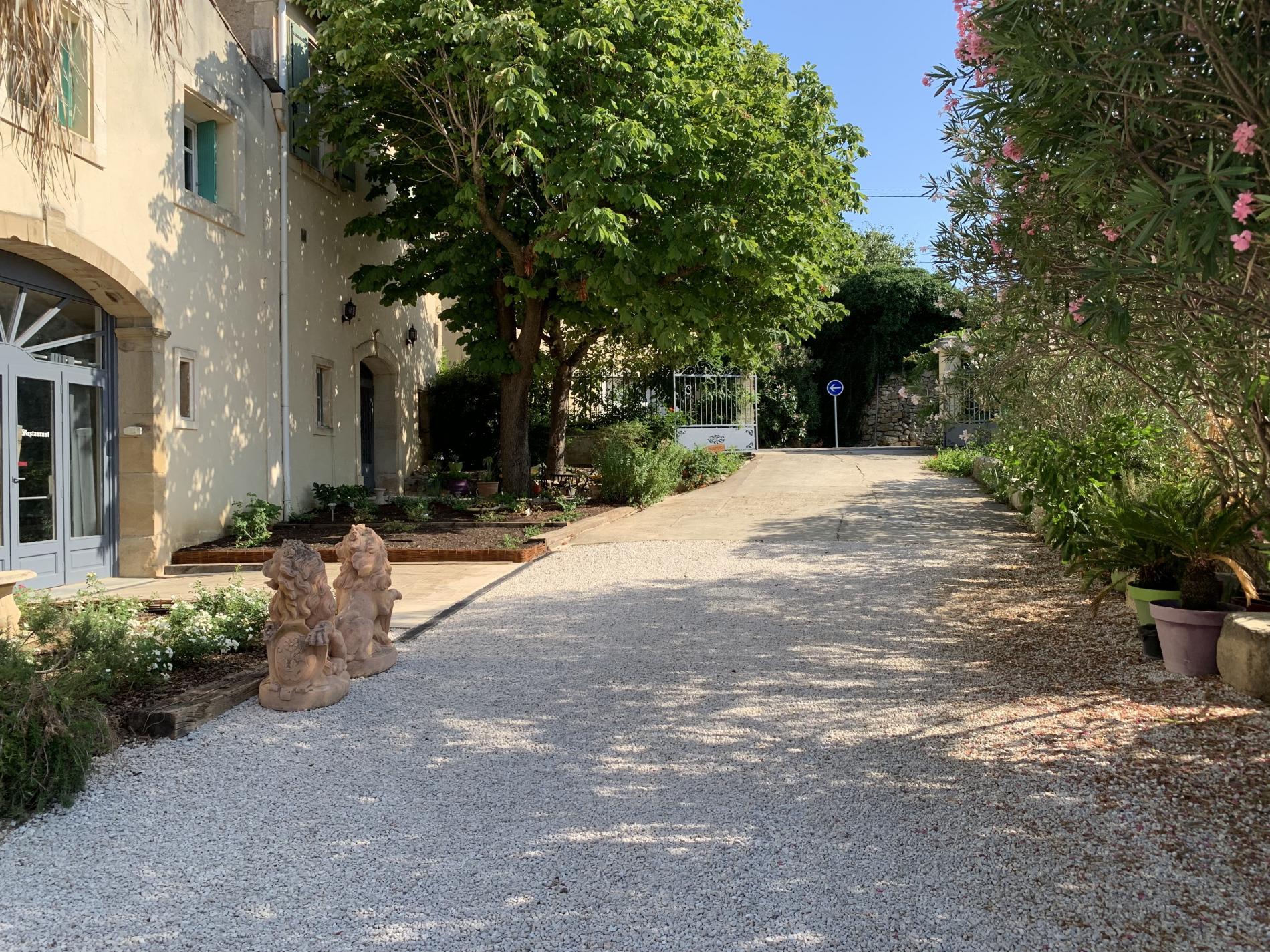Auberge du Chateau ***