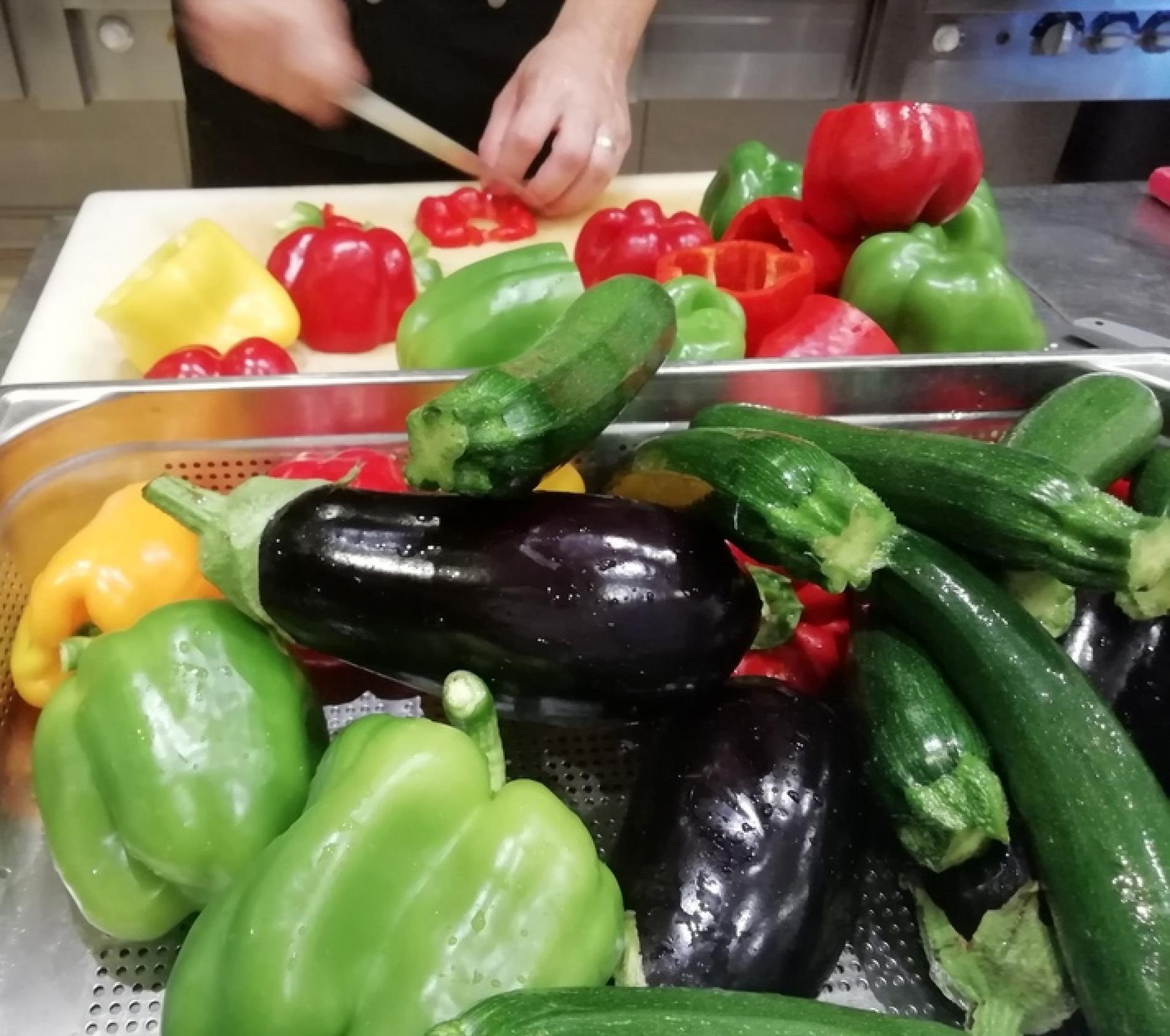 légumes locaux et de saison