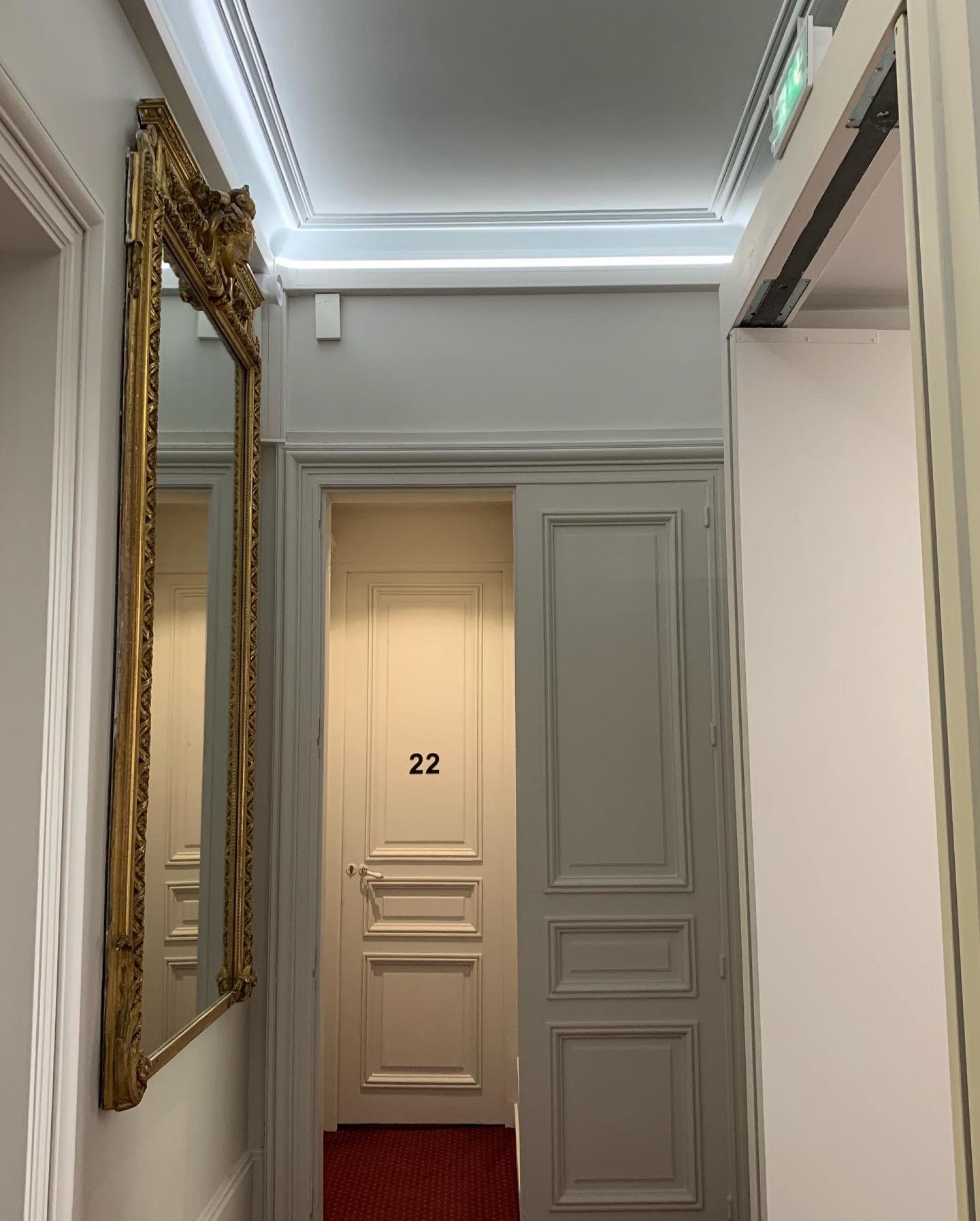 Couloir du 1er étage