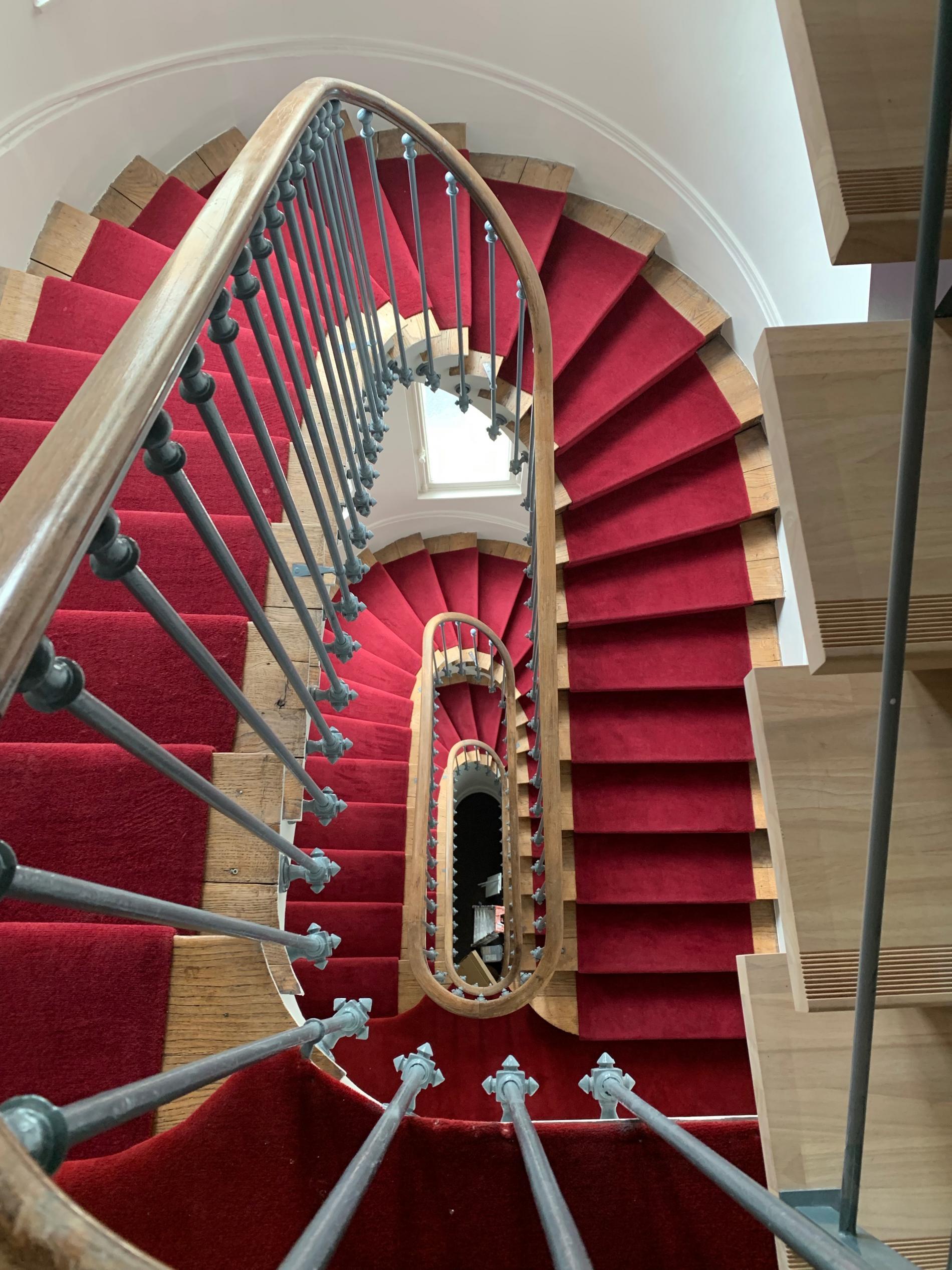 La beauté des étages