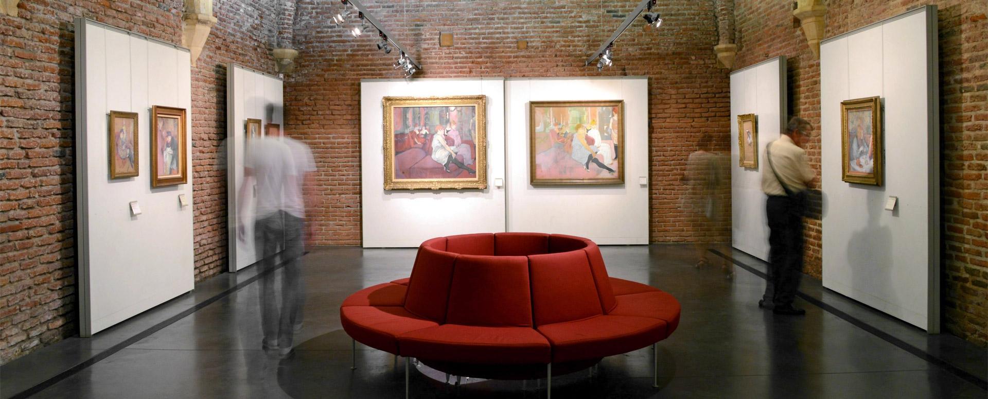MUSÉE: Musée Toulouse-Lautrec