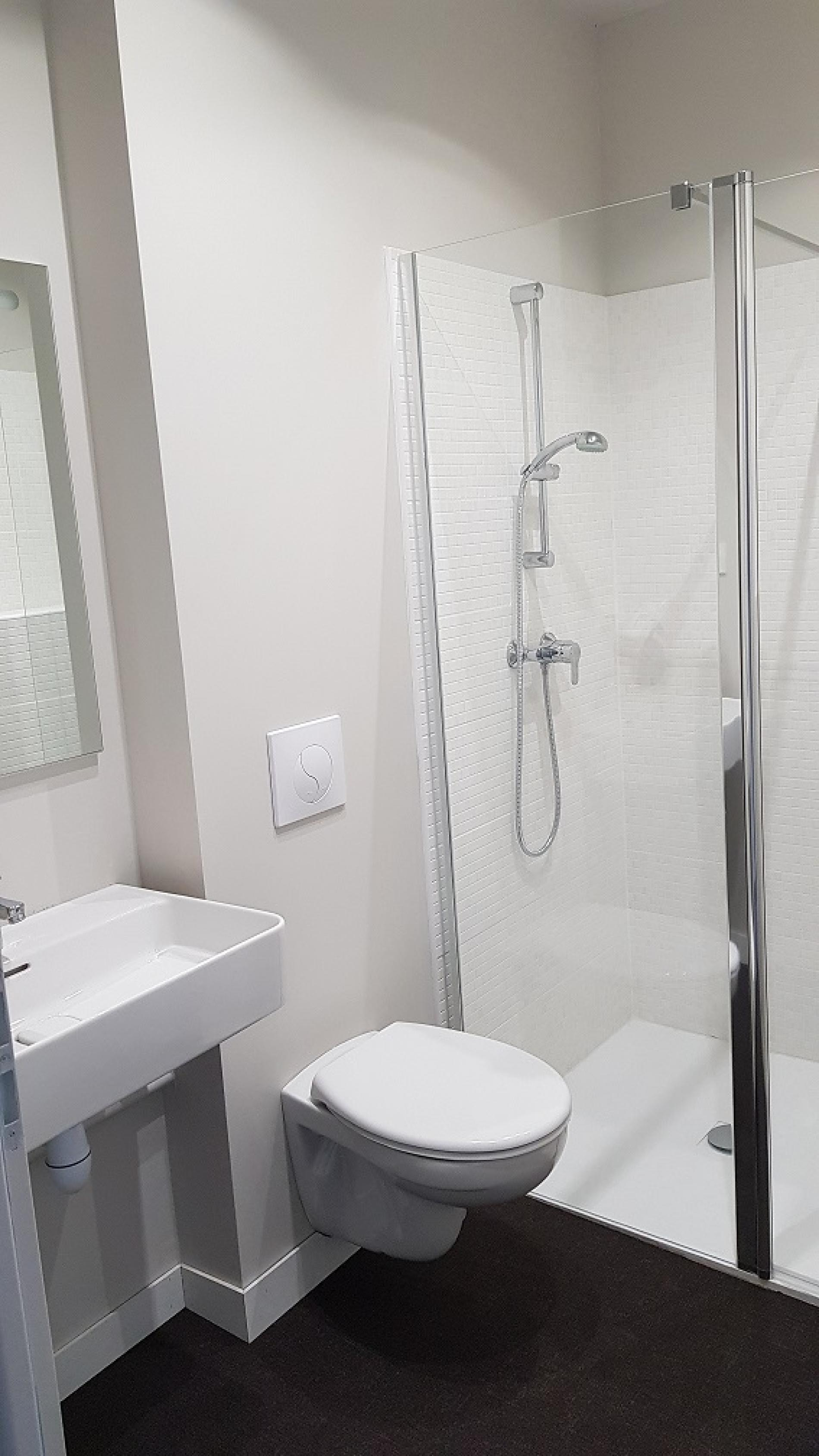 Salle de bain - Chambre Privilège Contemporaine