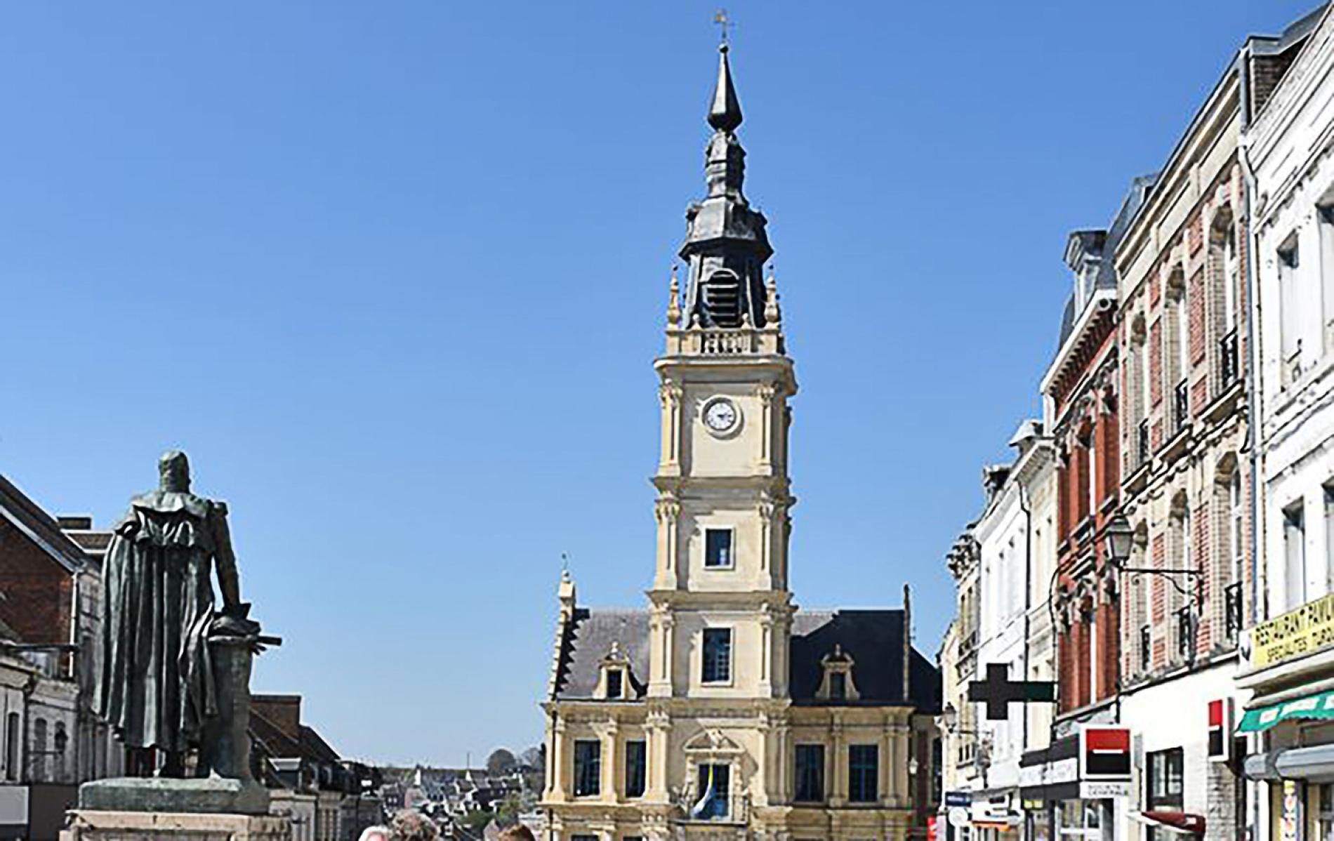 The Belfry at Le Cateau