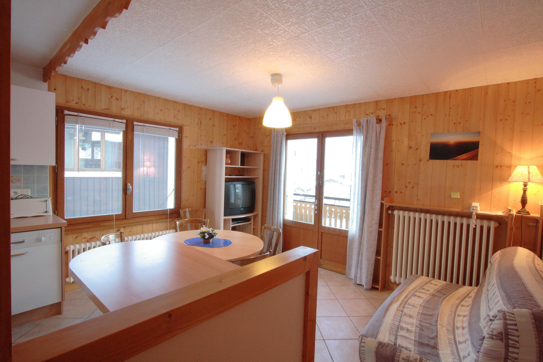 Gite Mésange - 45m² - 2 chambres - 5 pers - 1er étage