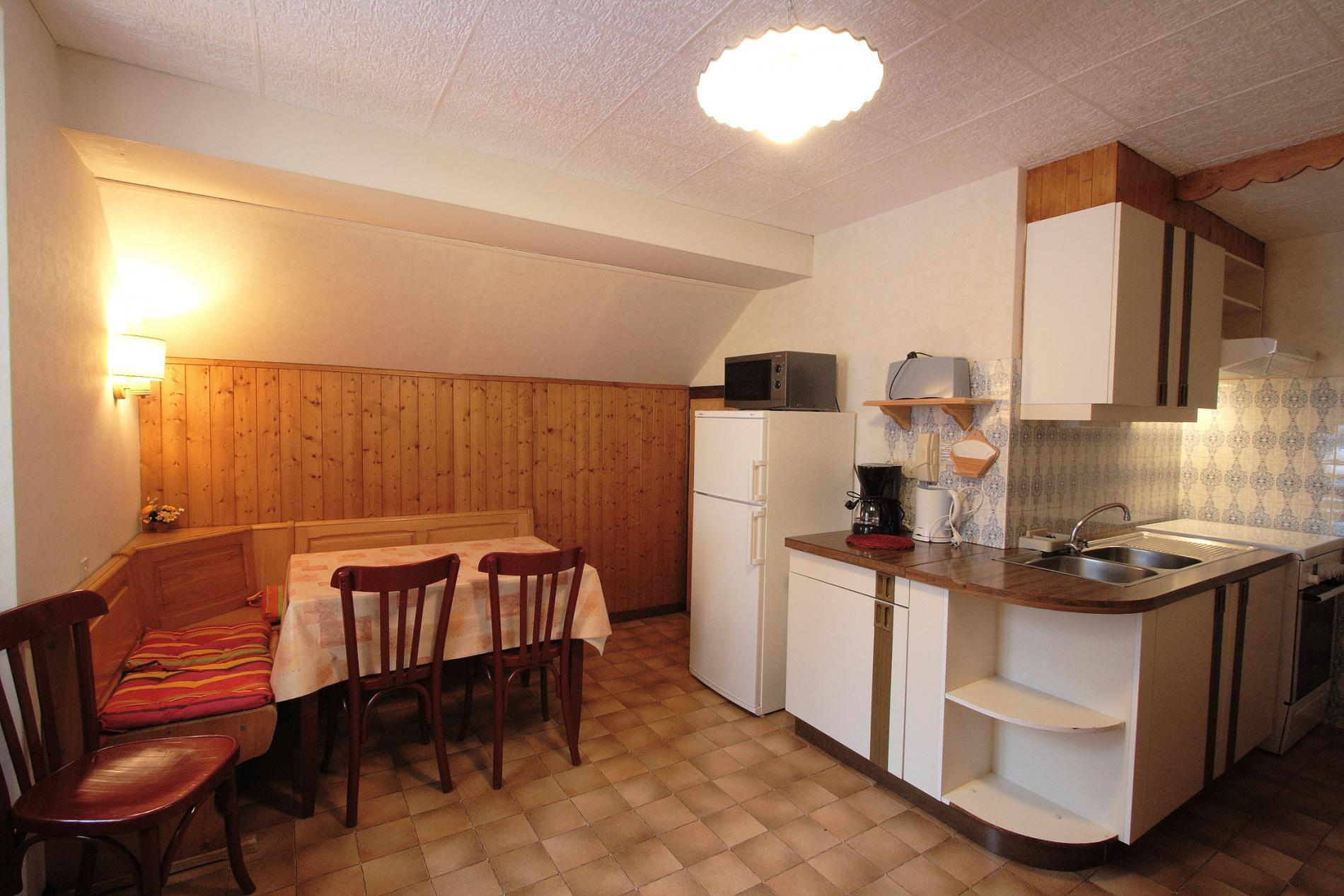 Apartment paquerette - 50 m² - 2 bedrooms - 5 pers - 2nd floor - Terrace