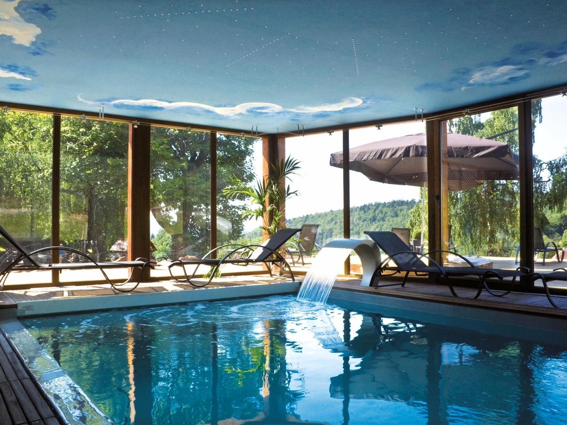 Hotels De Charme Avec Piscine Et Spa Dans Les Vosges A
