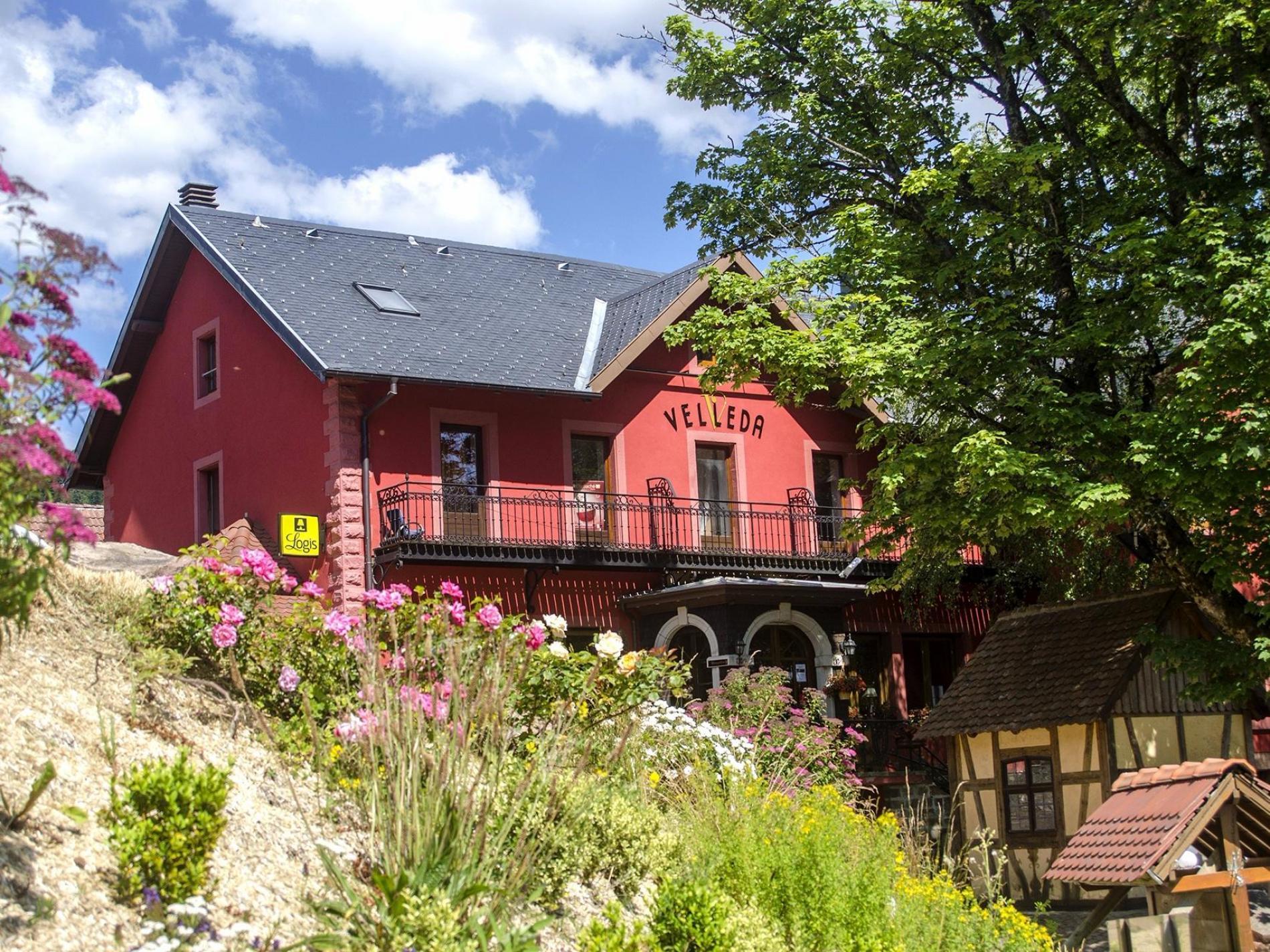 Logis Hotel Le Velleda