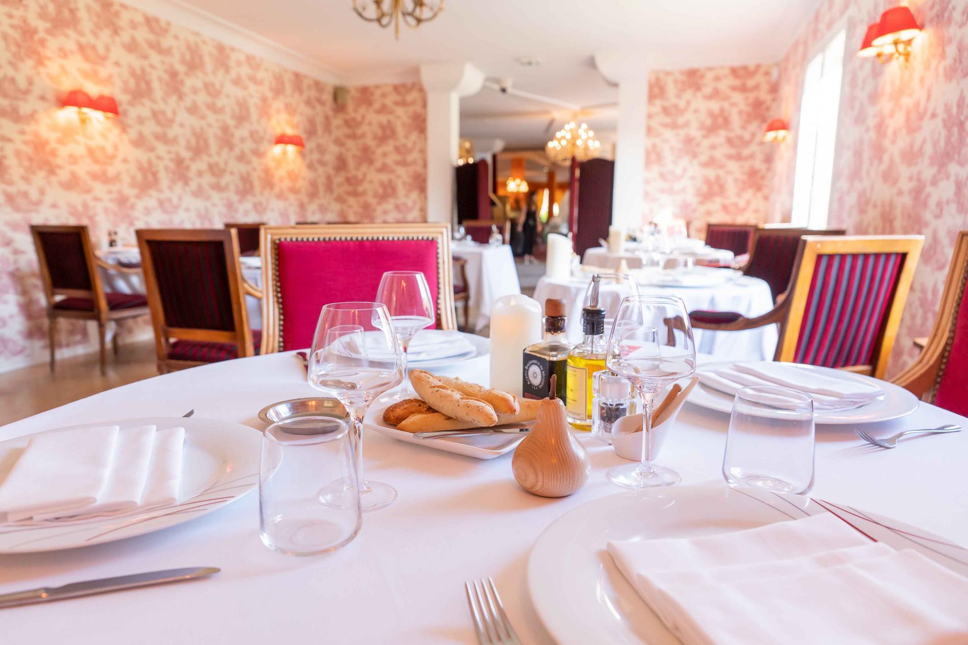 Repas séminaire entre Deauville et Honfleur