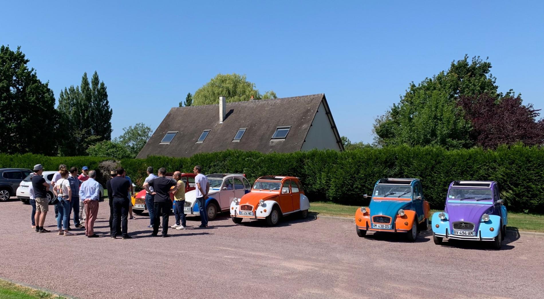 Vos activités et rassemblement de séminaire en Normandie