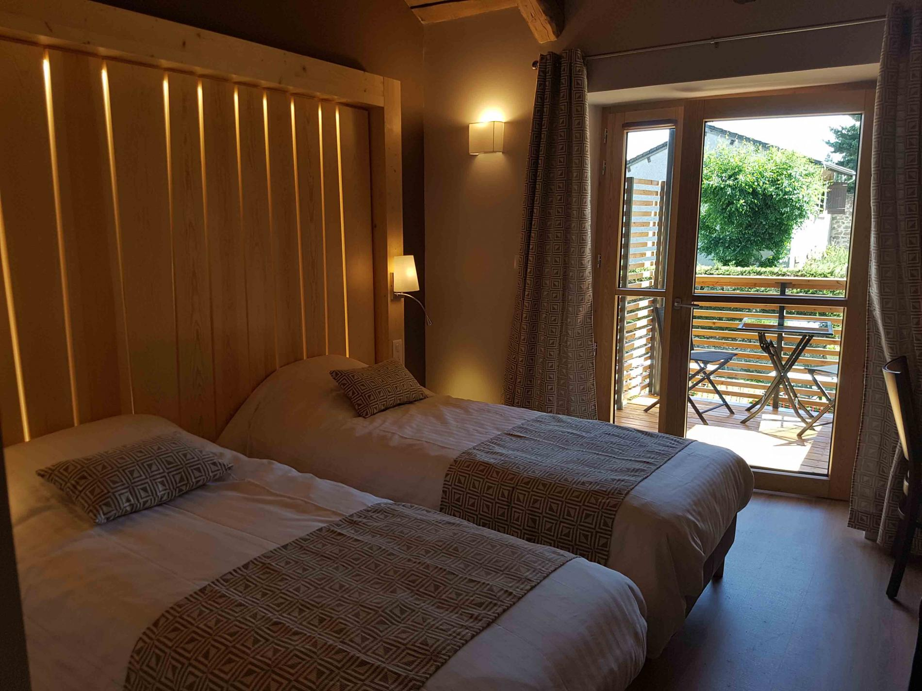 chambre superieure  twin