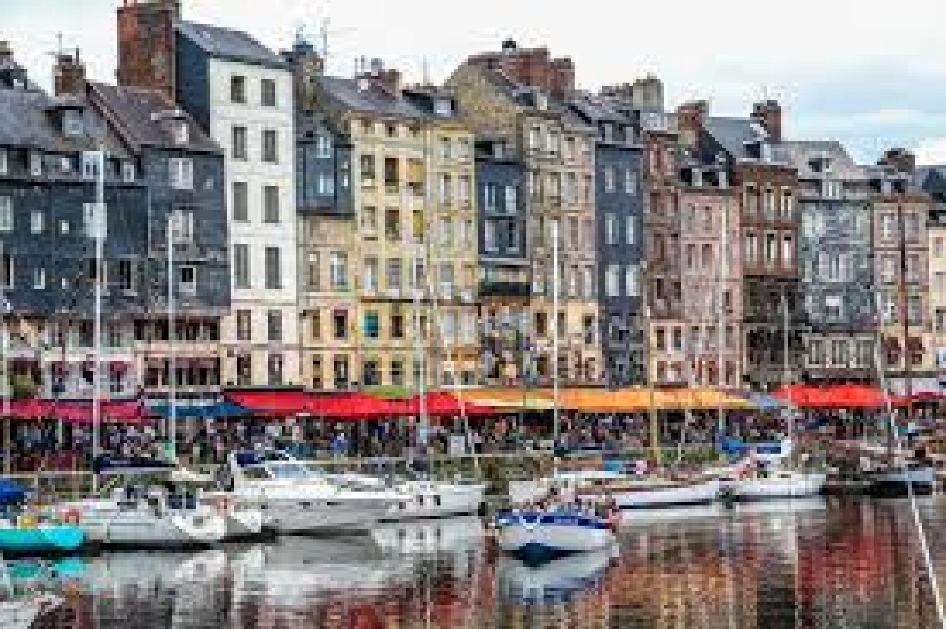 25 minutes from Honfleur