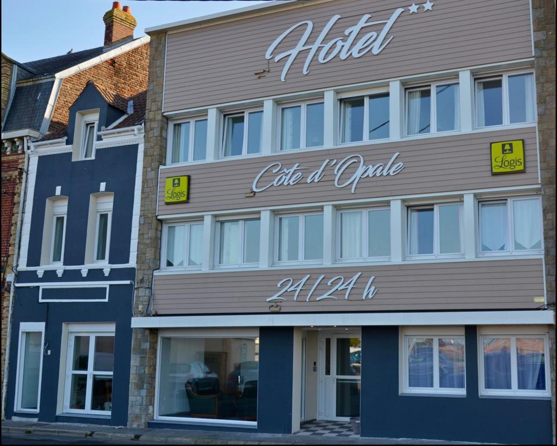 Logis Hôtel Côte d'Opale