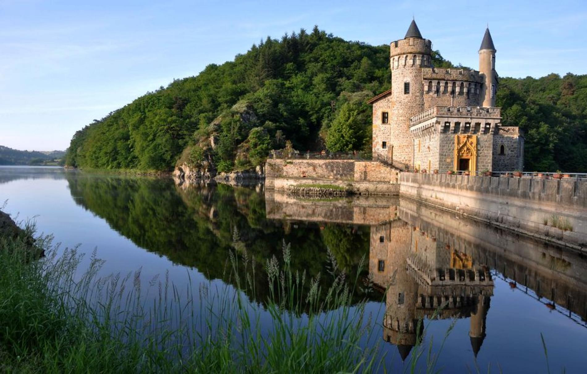 La Roche castle