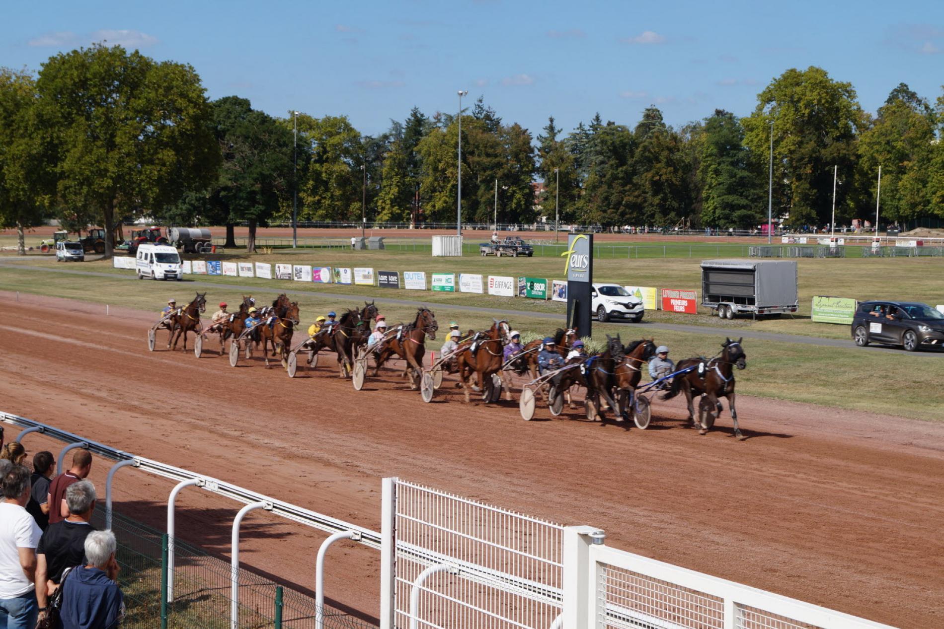 Feurs racecourse