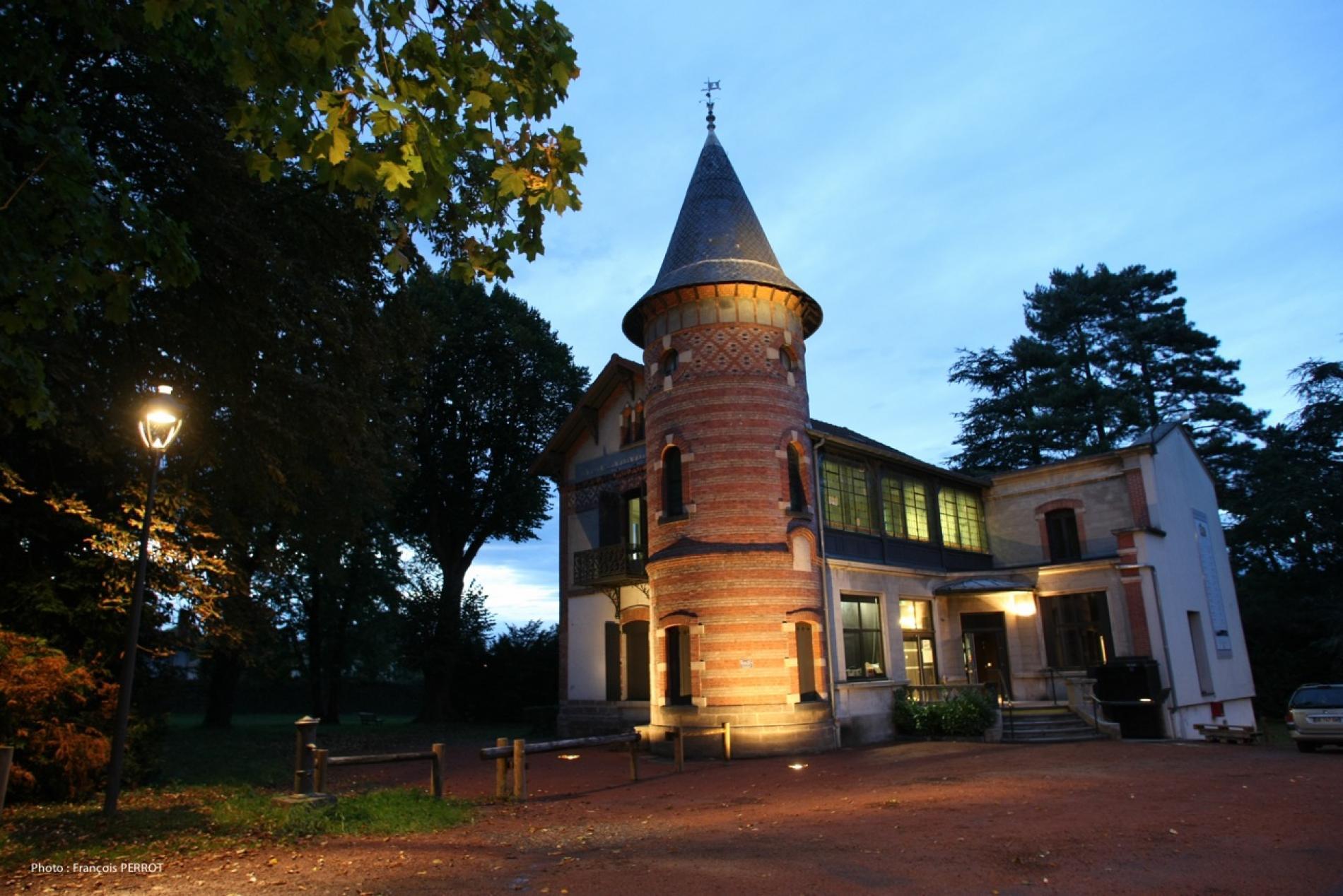 Le château de Rozier