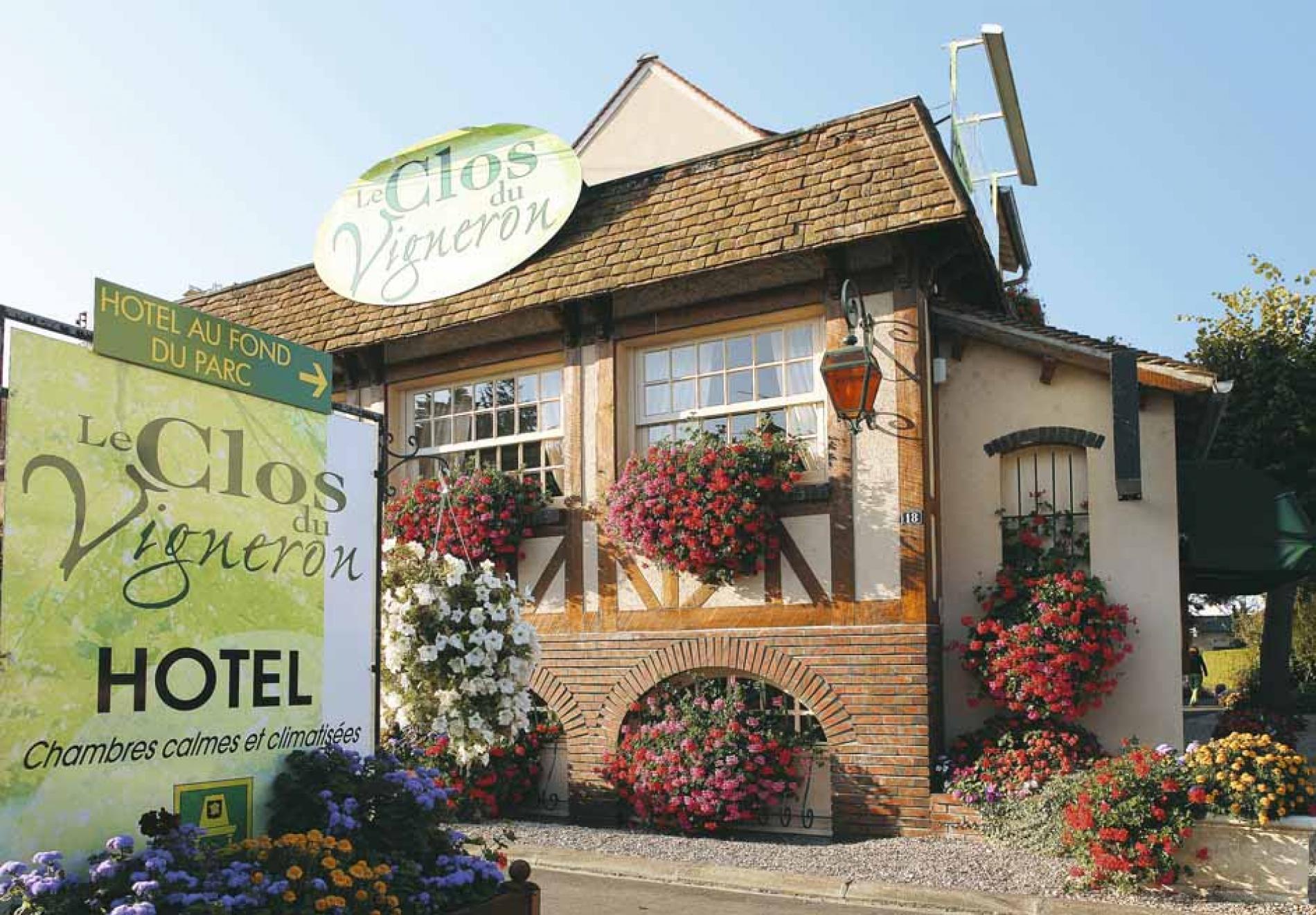 Logis Hotel Restaurant à Ousson sur Loire