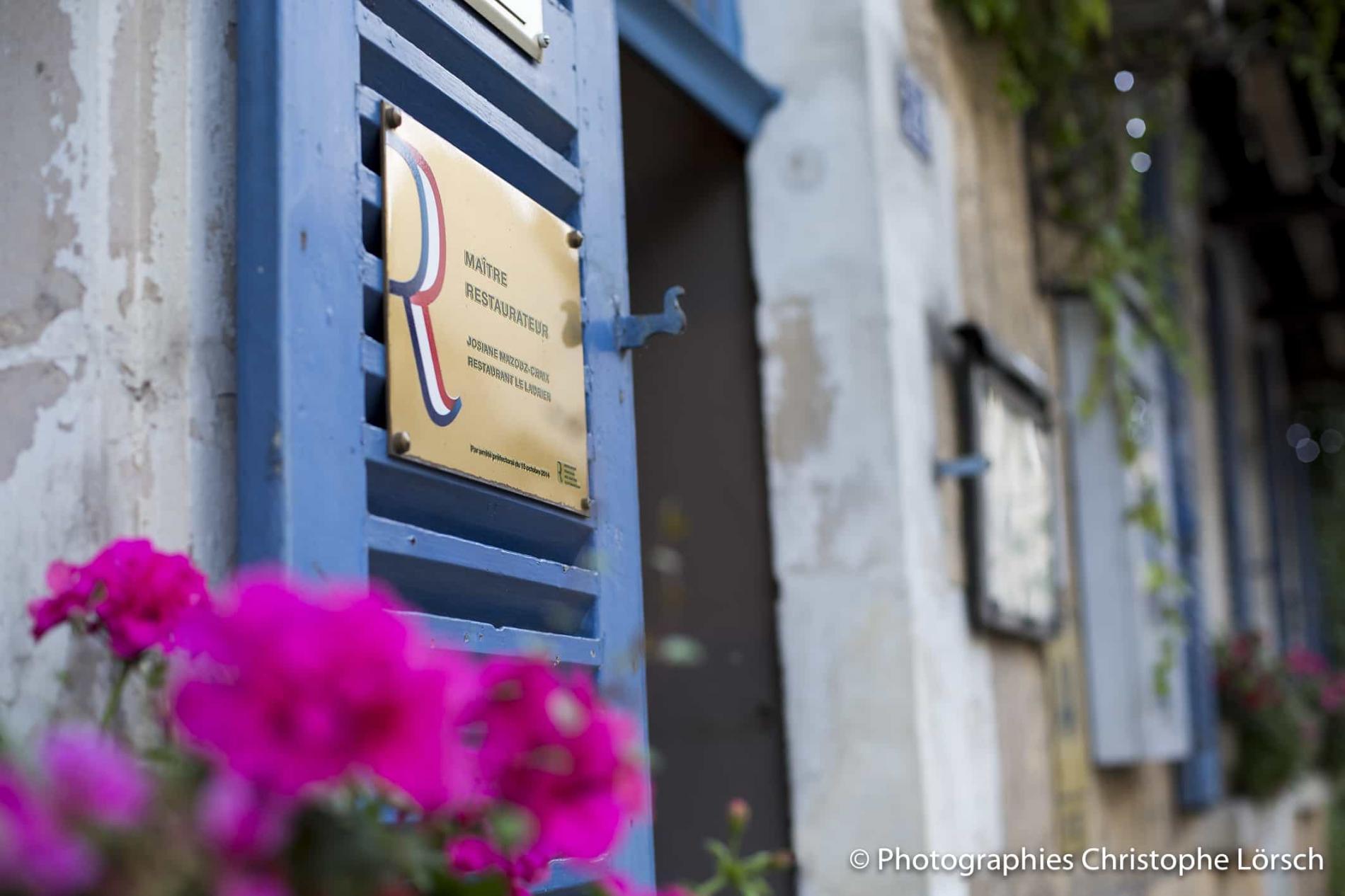 Hôtel Restaurant Le Laurier Saint-Satur