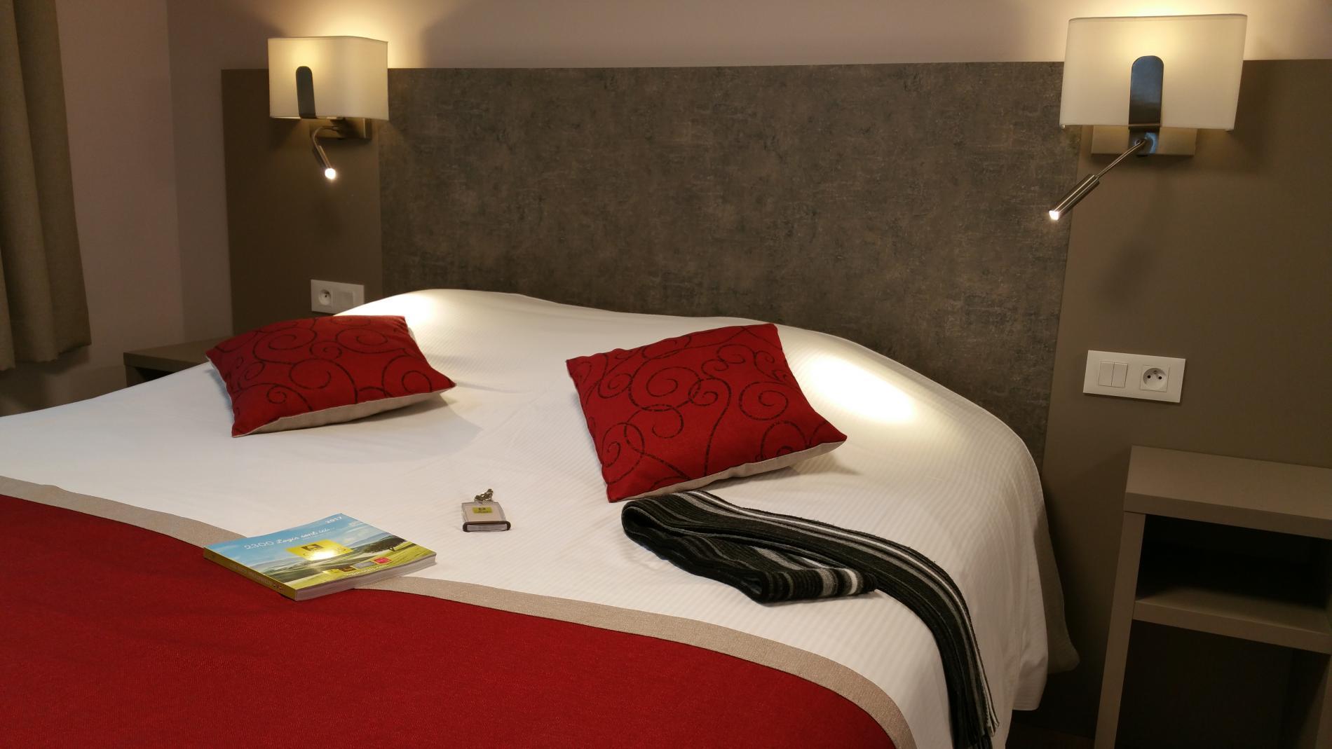 Demi-pension Chambre hôtel, suite, gîte Triple (3pers)